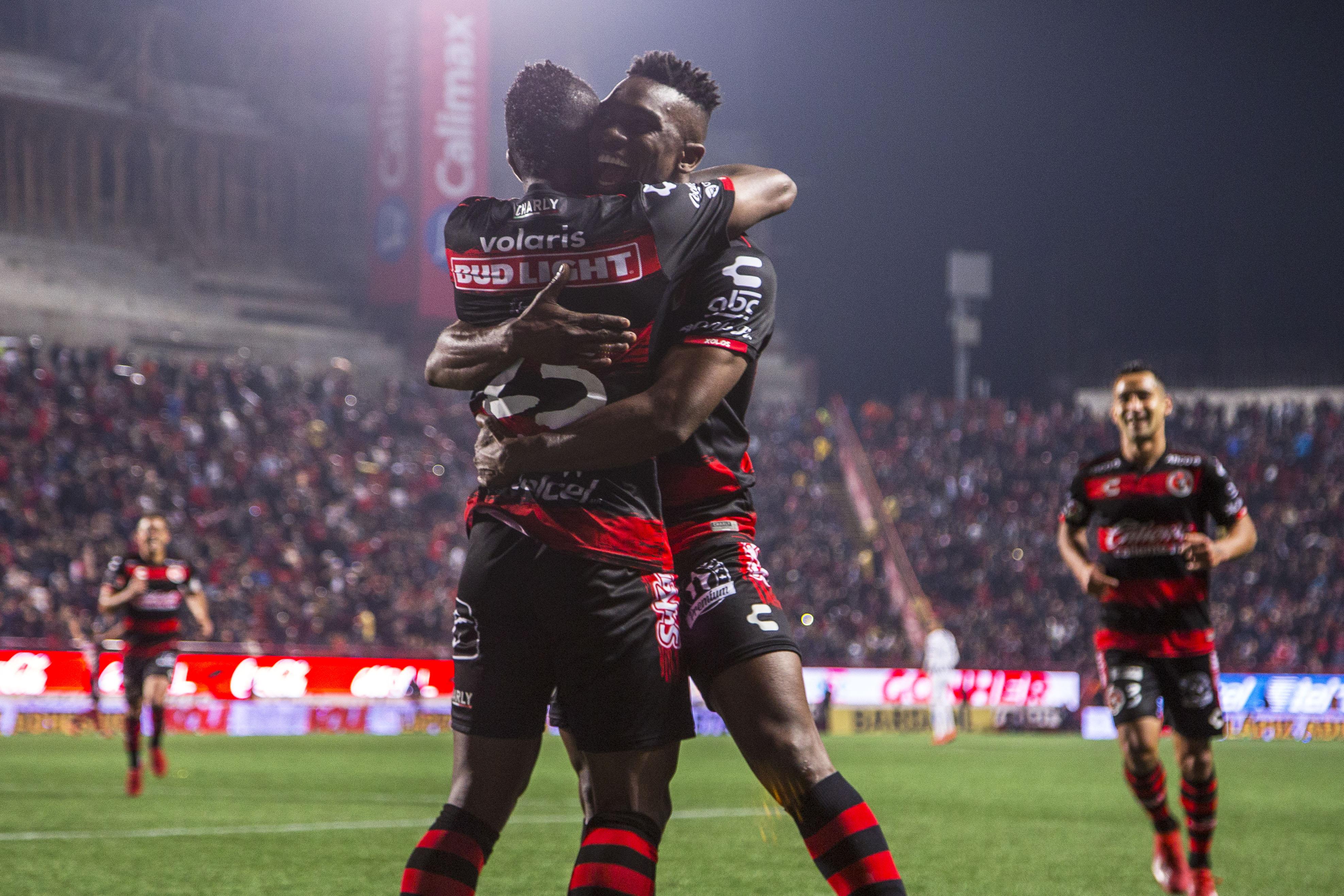 ¡No más invictos! Xolos le pega a Monterrey y lo derrota por primera vez en el Clausura 2019