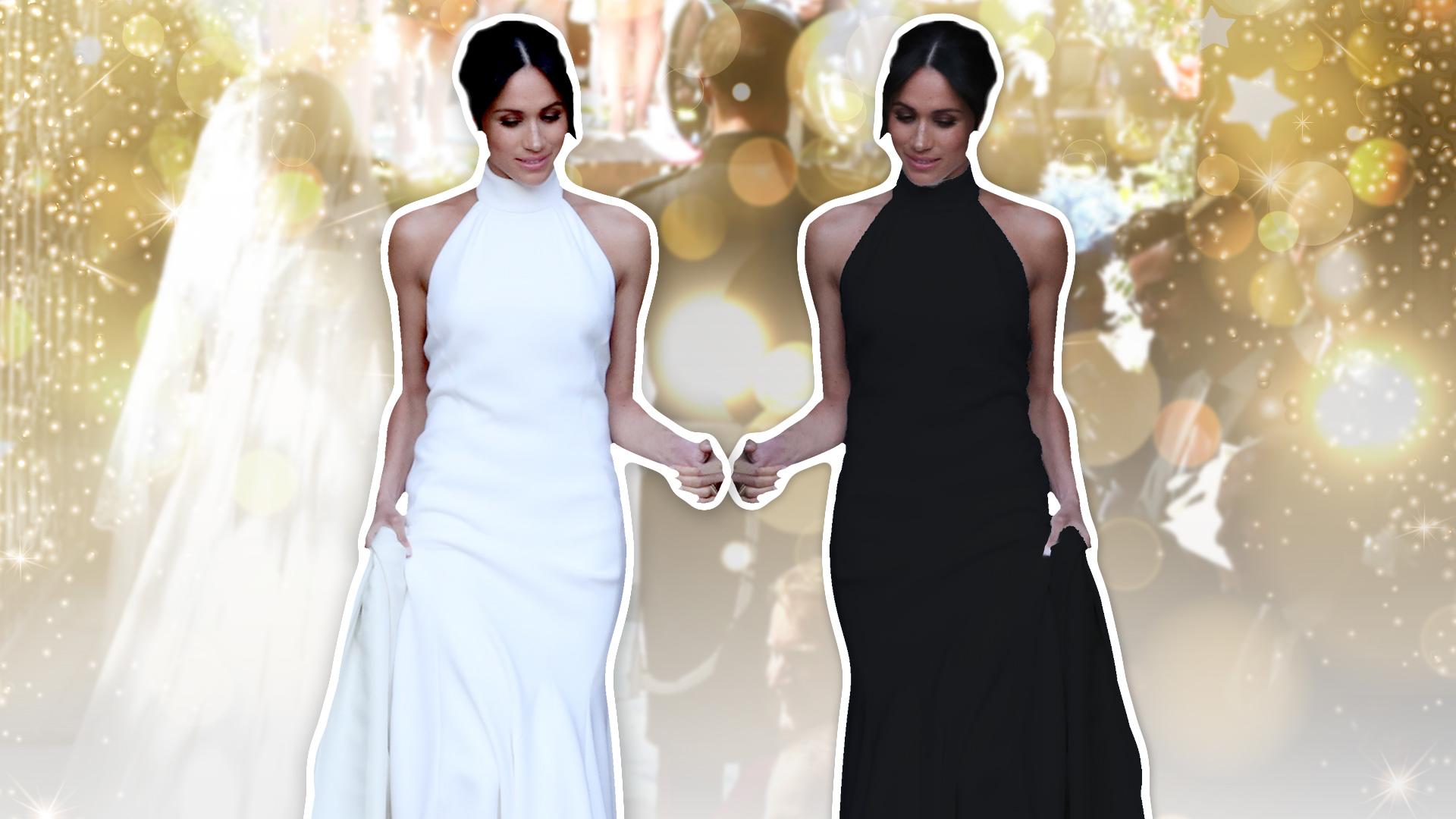 Ahora Puedes Tener Un Vestido De Fiesta Como El De Meghan