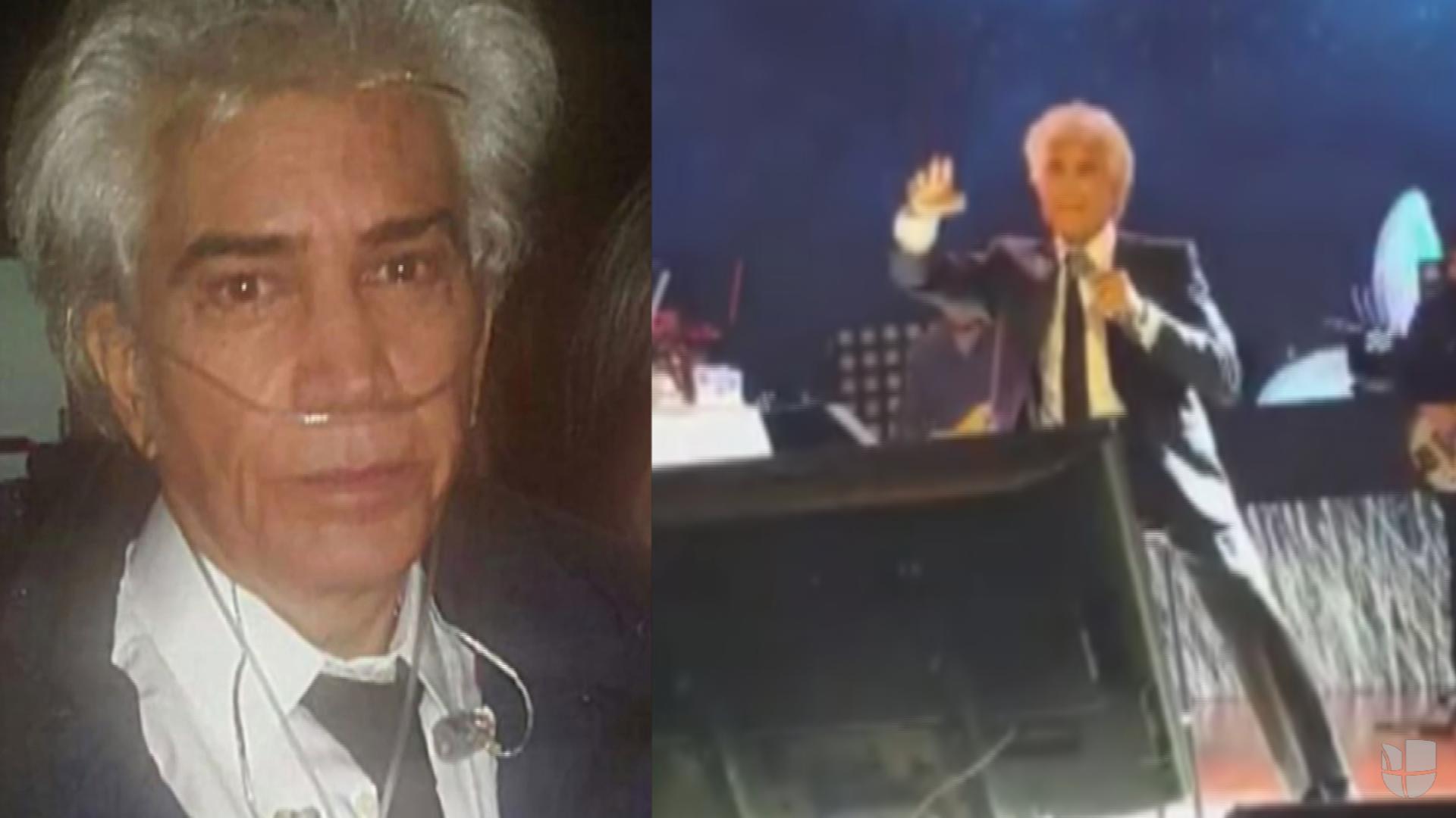 Multiplicación En Vivo Preceder  Pese a su delicado estado de salud, José Luis Rodríguez 'El Puma' no piensa  dejar los estudios de grabación ni los escenarios   Estaciones de Radio  Música   Univision