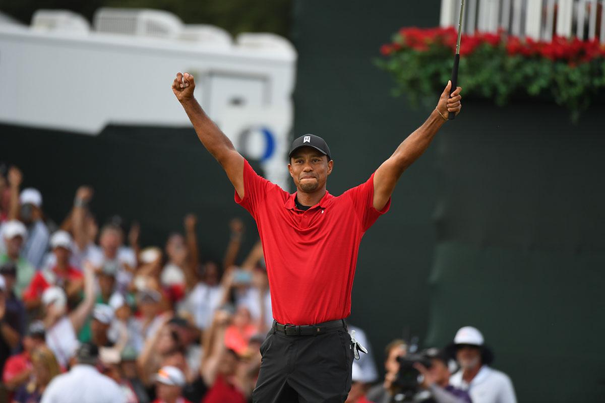 Tiger Woods rompe racha negativa y vuelve a conquistar el The Tour Championship