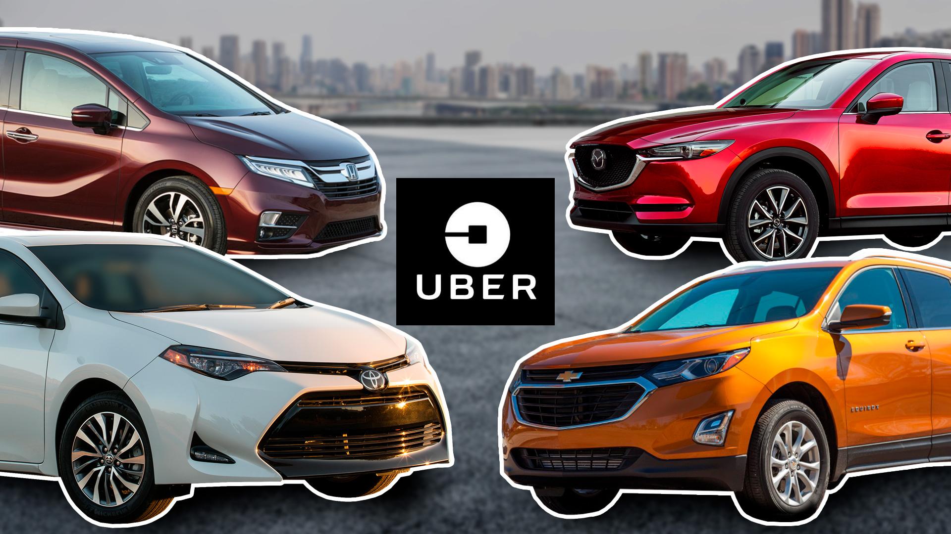 Venta de autos para uber