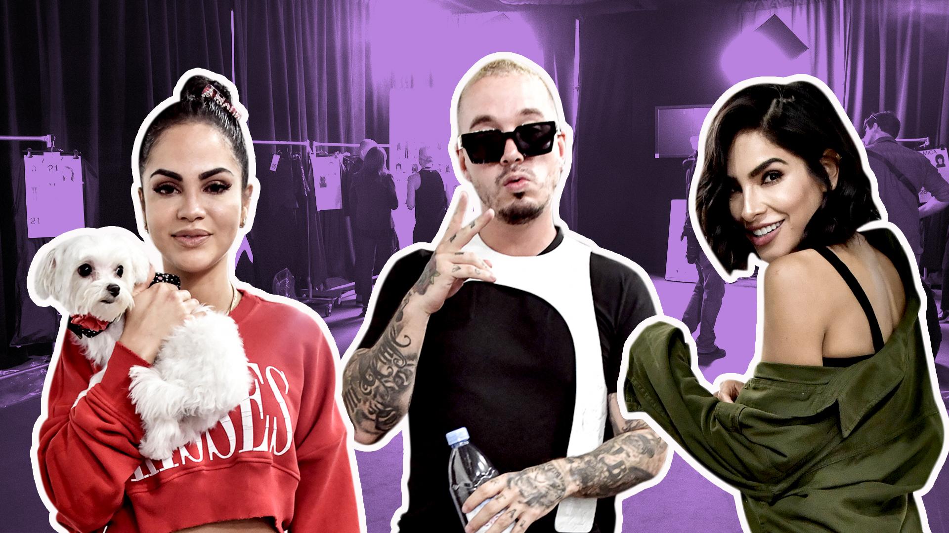 Cuando nadie los ve: Lo que hacen los famosos antes de subir al escenario