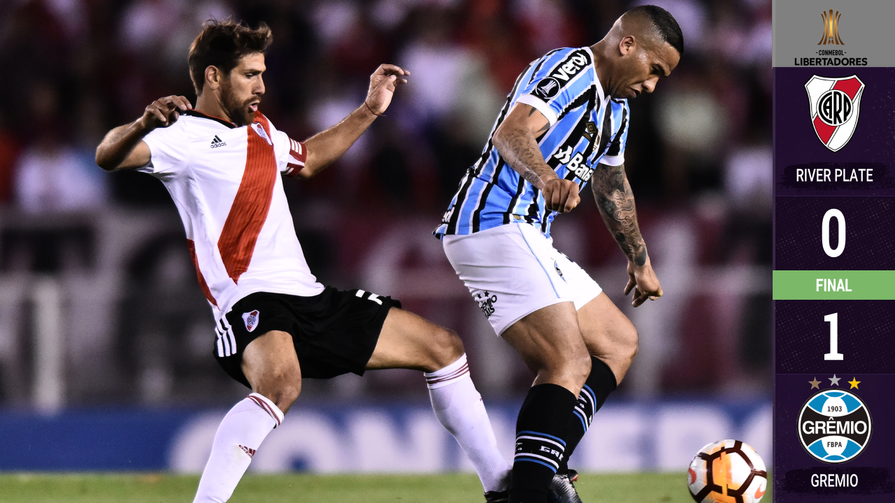 Gremio le puso hielo a una posible final de Superclásico en Libertadores e945f0193b53c