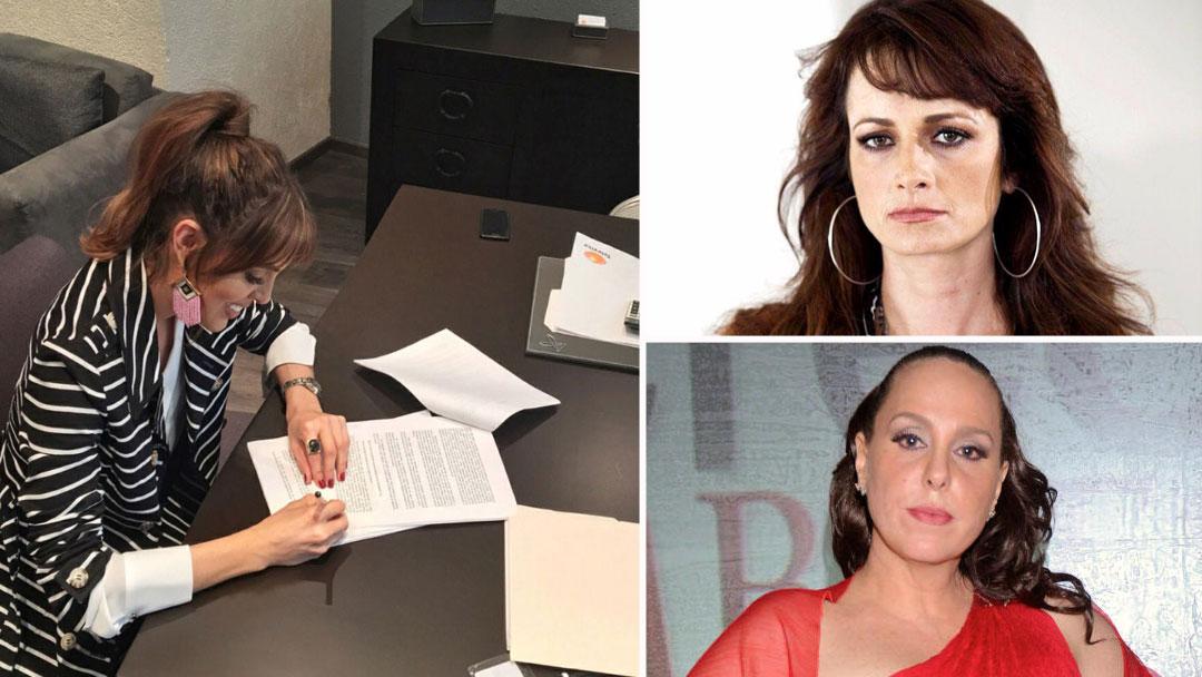 Mientras unos salen, otras entran: mira las fotos de Sara Corrales, la nueva consentida de Televisa