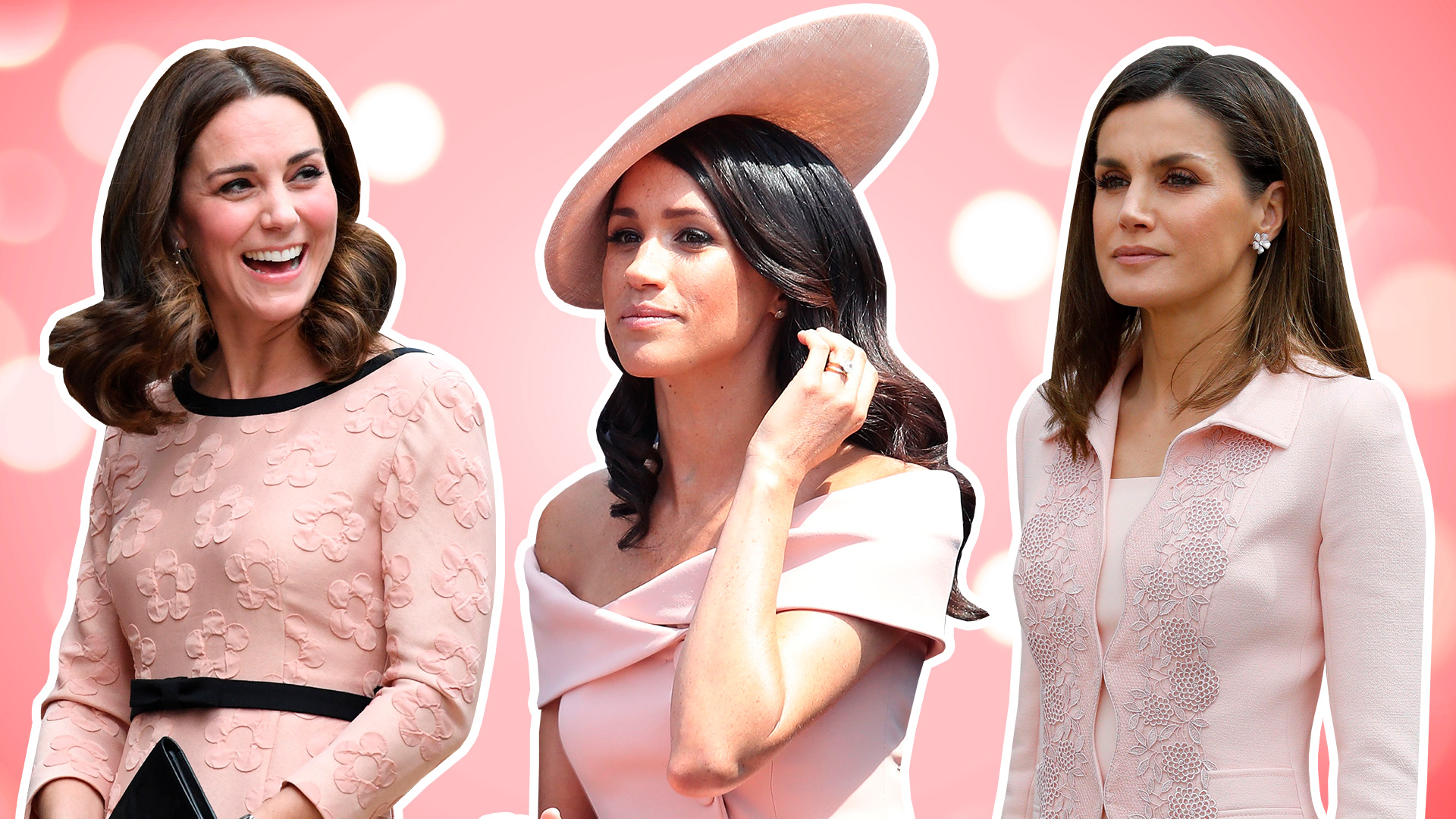 Las mujeres más influyentes de la moda se rinden ante el rosa pálido