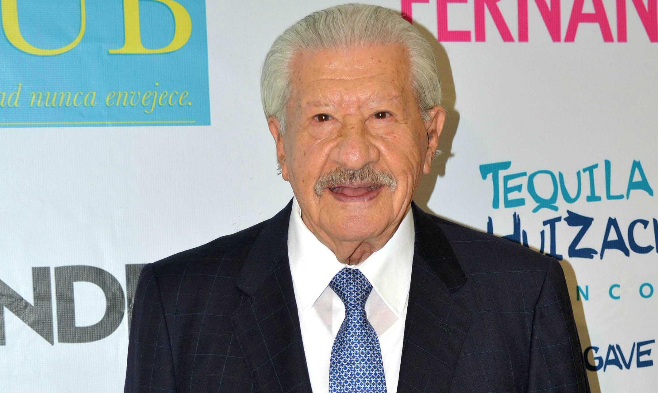 Ignacio López Tarso se declara enamorado a sus 92 años de edad ...