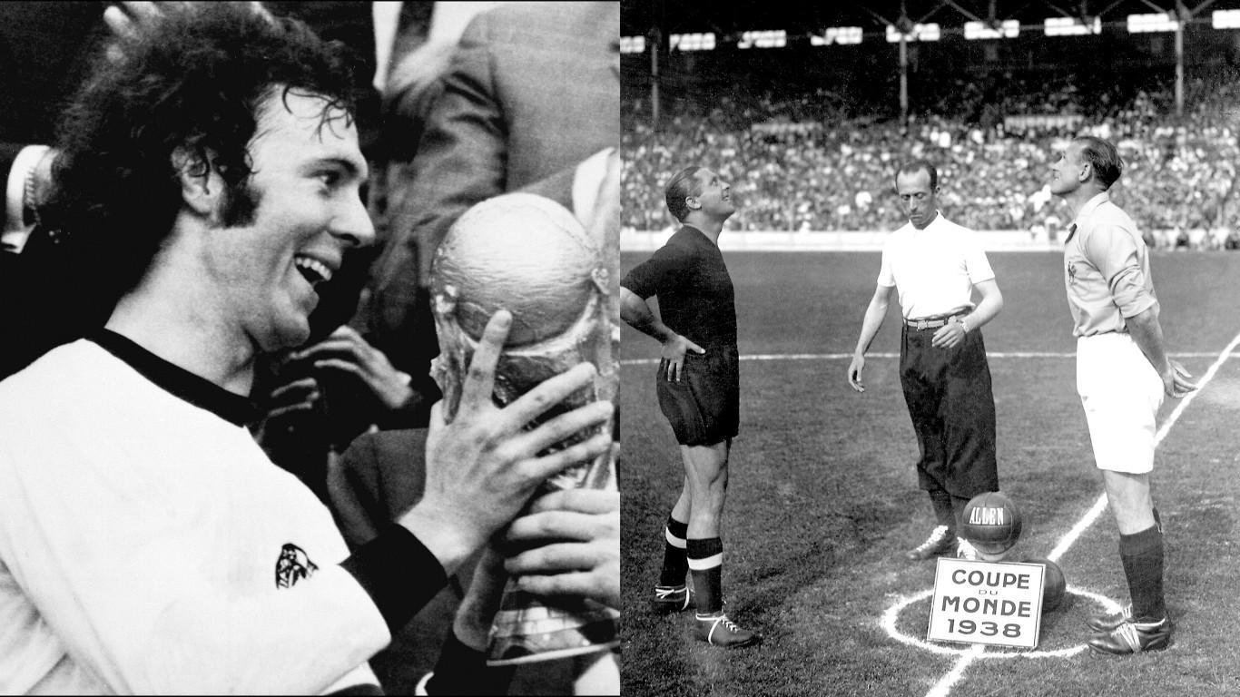 Los cambios de los Mundiales, más equipos y diferentes formatos