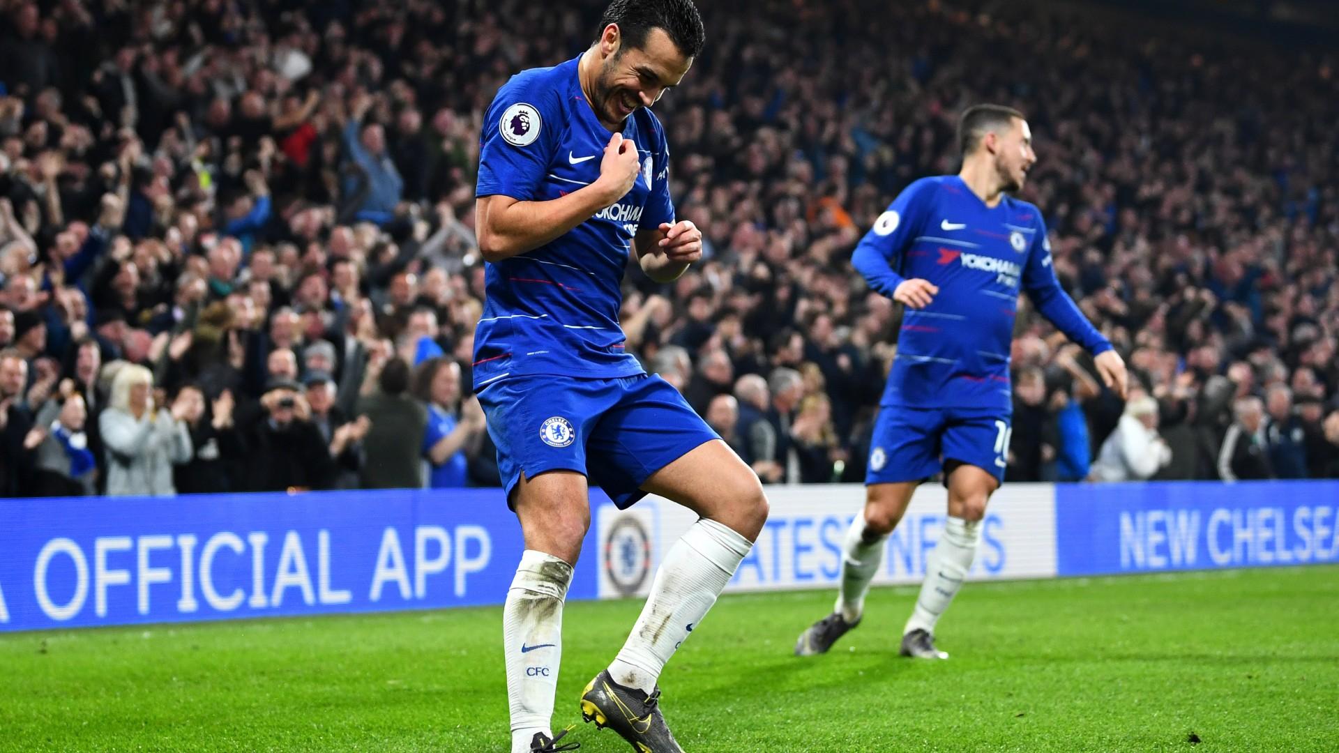 ¡Báilalo, Pedrito! Así celebró el Chelsea con su gente el pase a la Final de la Europa League