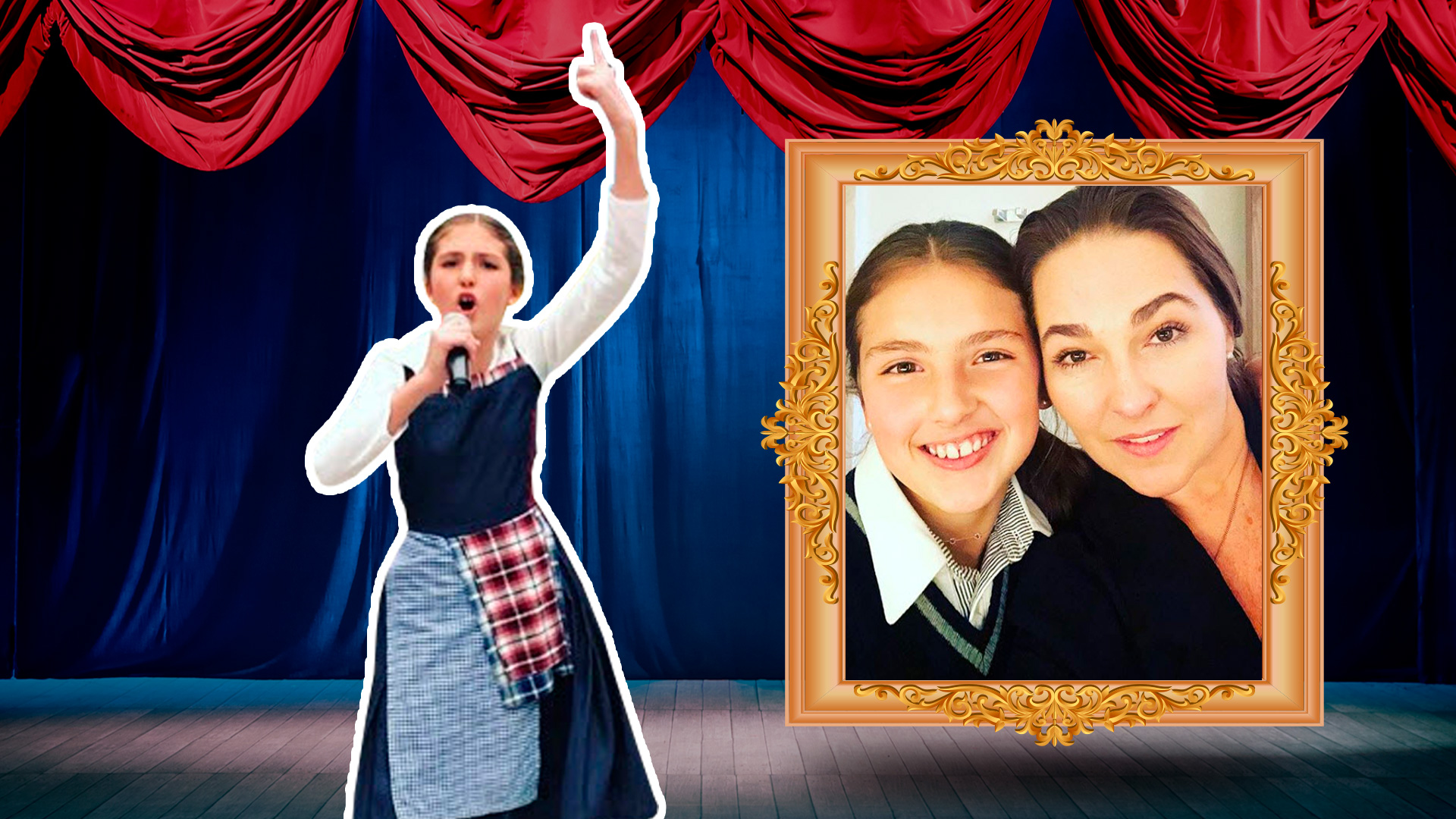 Por esta razón, Eugenia Cauduro se siente orgullosa de su hija