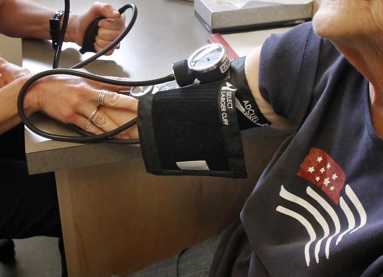 Tabla de presión arterial para hombre de 32 años