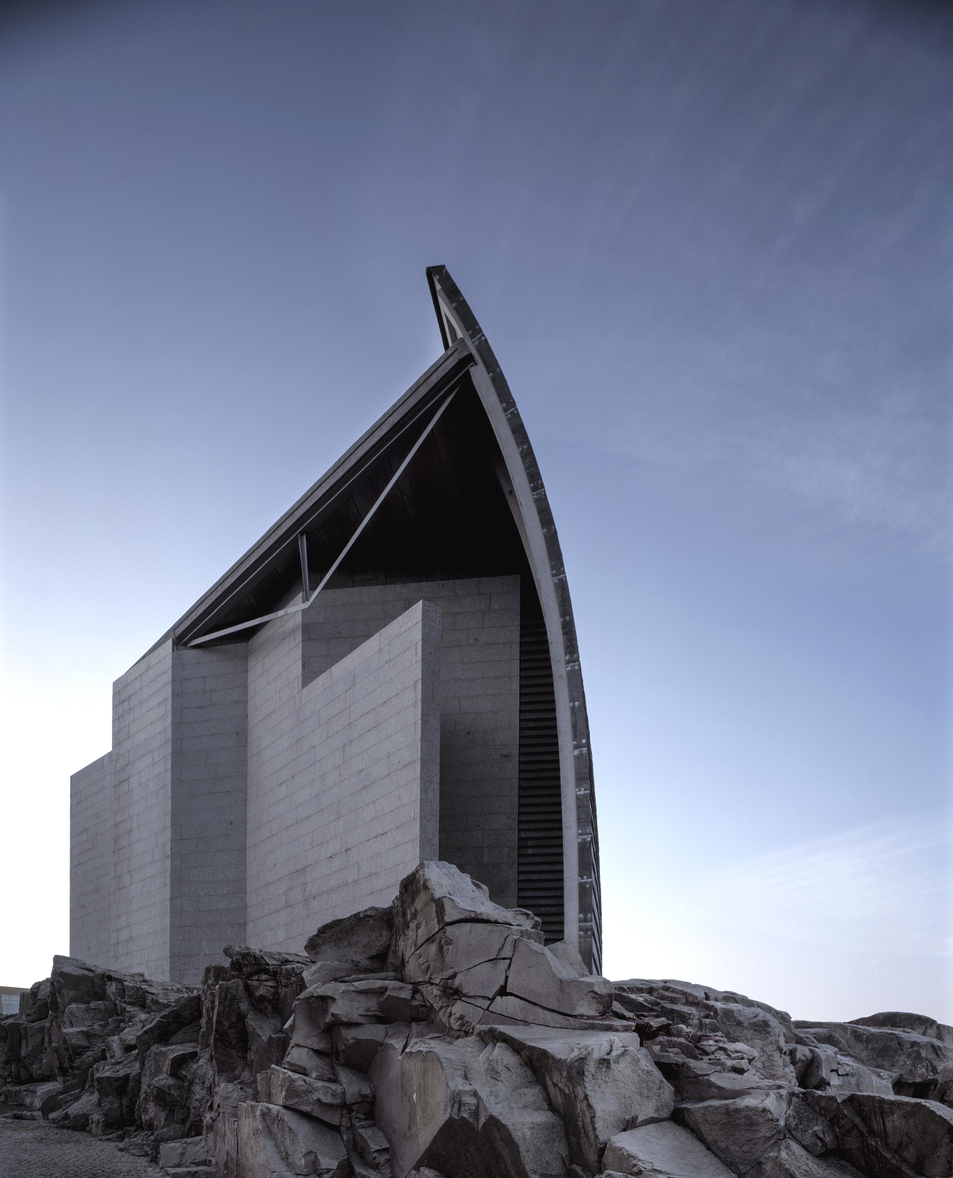 Domus-Casa del hombre. Un museo interactivo construido en La Coruña, España, abierto en 1995.