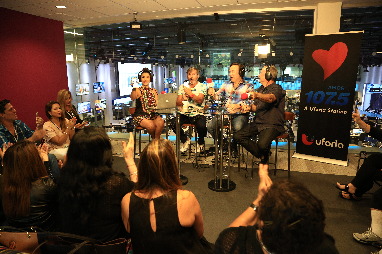Ricardo Montaner enamoró a sus fans con un encuentro muy romántico