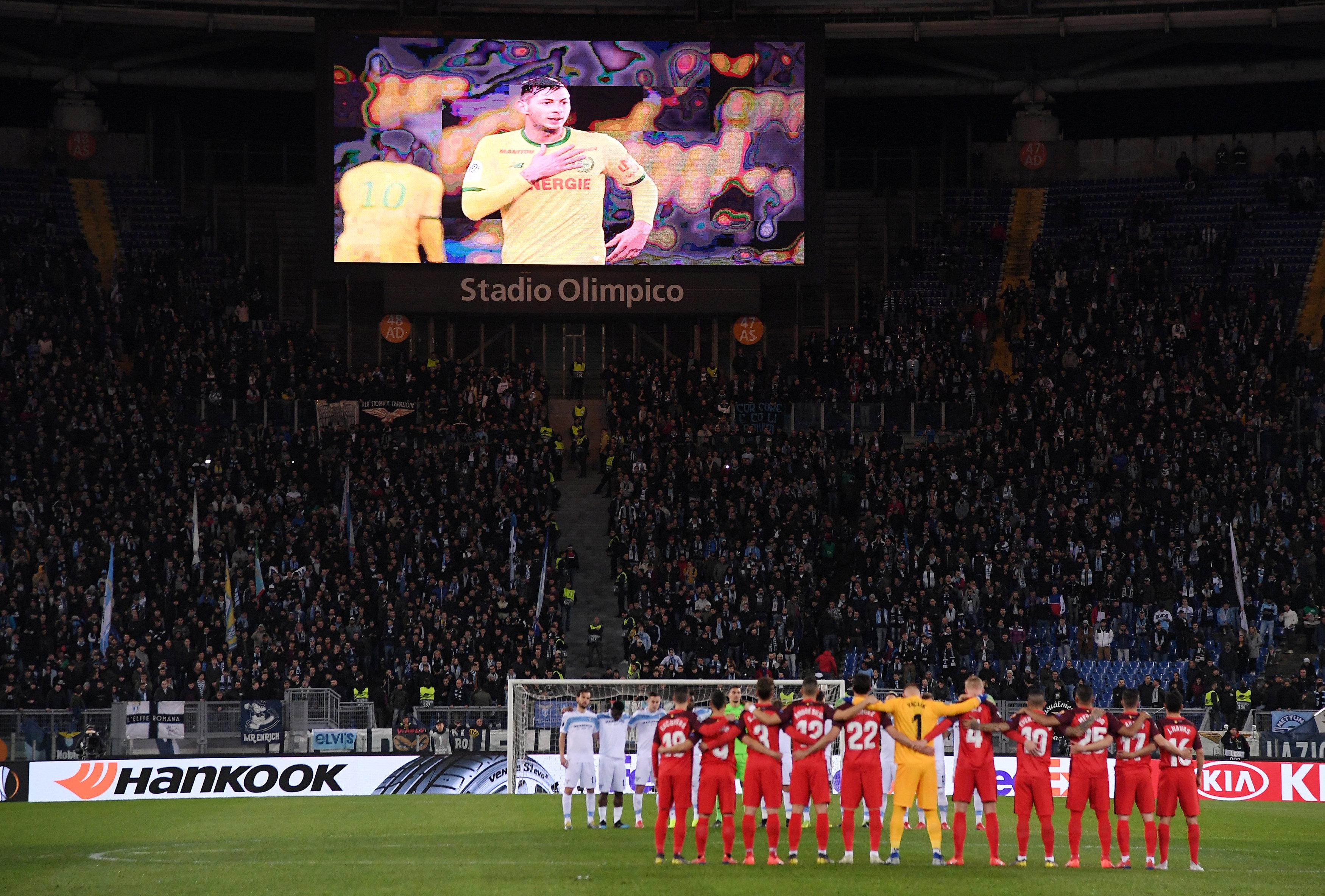 En fotos: Sevilla se llevó una victoria valiosa de casa de Lazio en Europa League