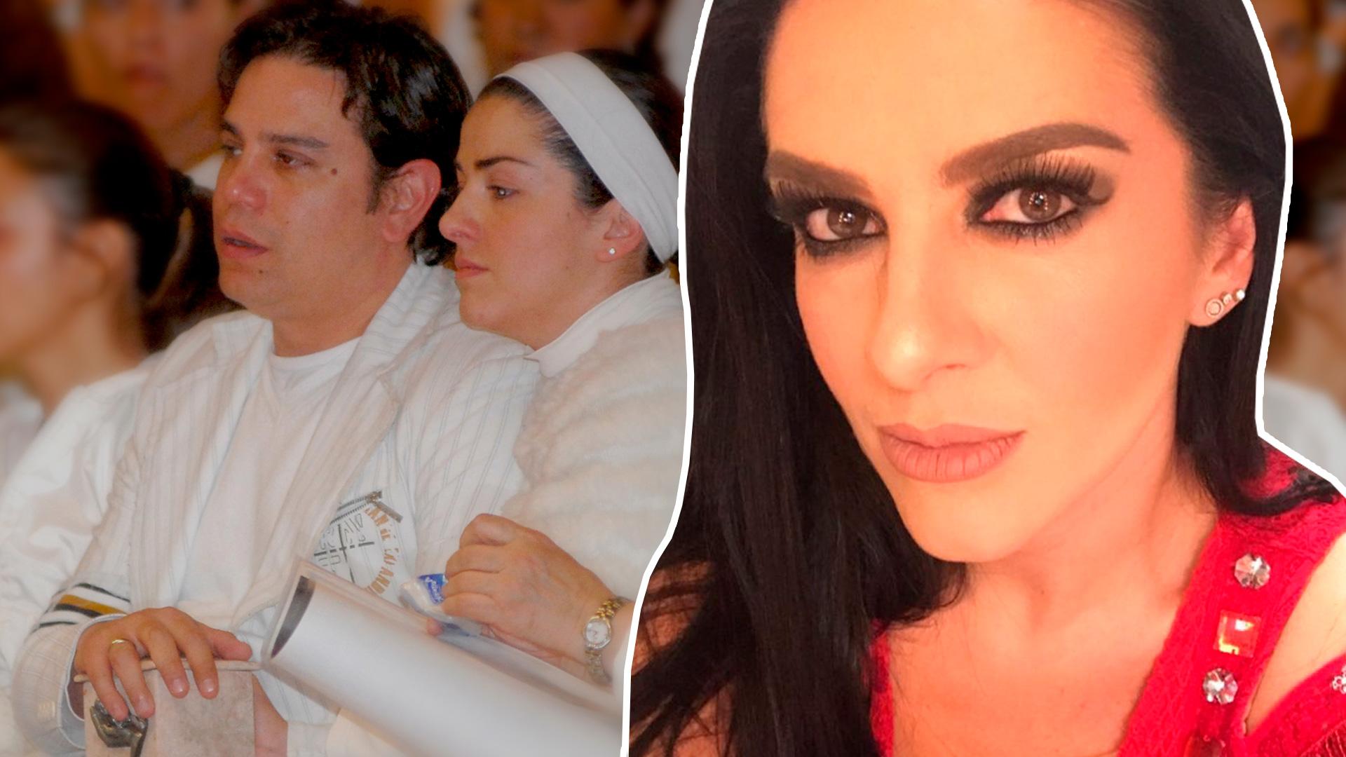 Nueve años después de la muerte de su bebé, cantante Lidia Ávila le rinde homenaje