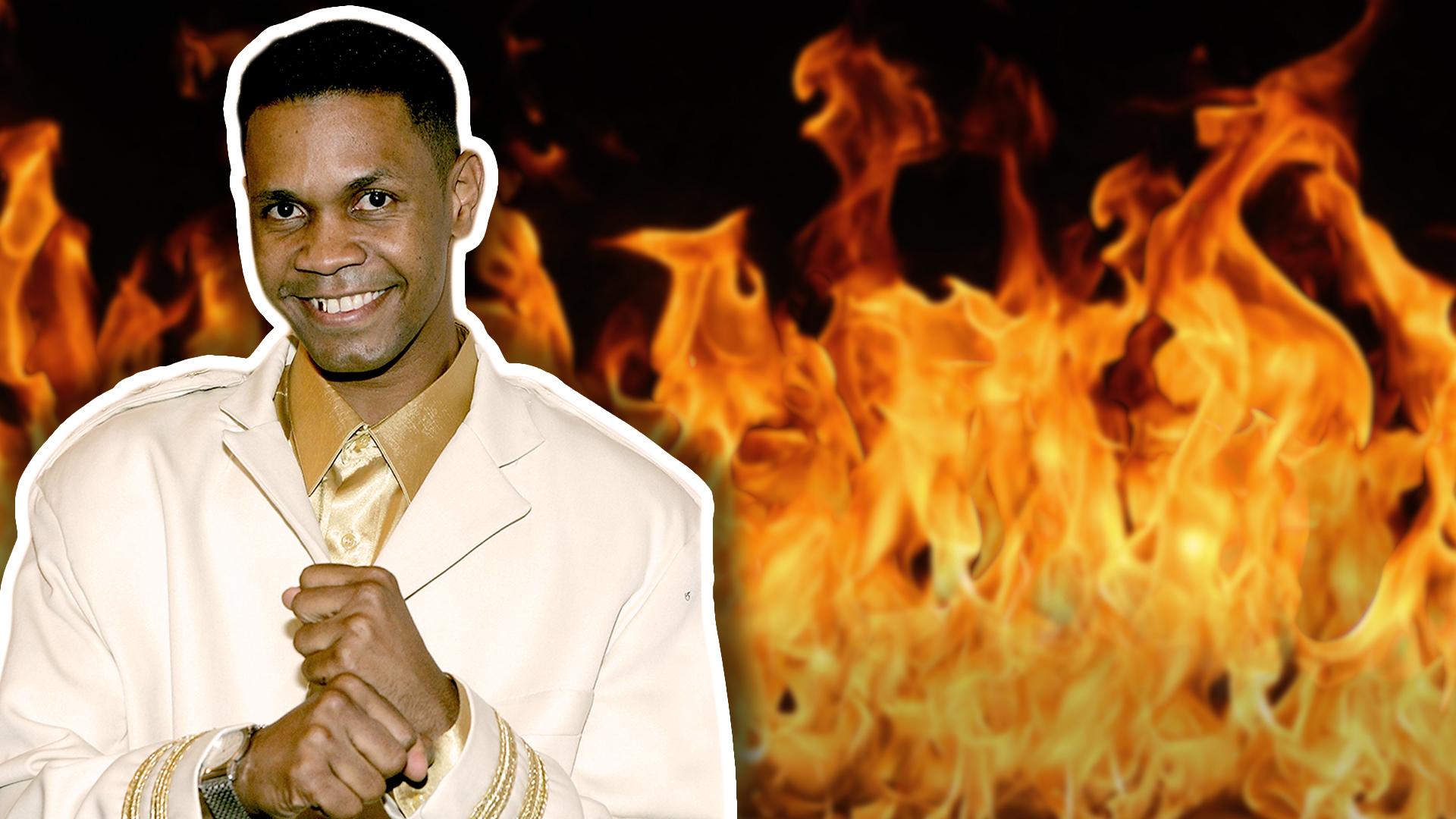 Es en serio: El General (el mismo de 'Rica y apretadita') ahora dice que el reggaeton es de Satanás