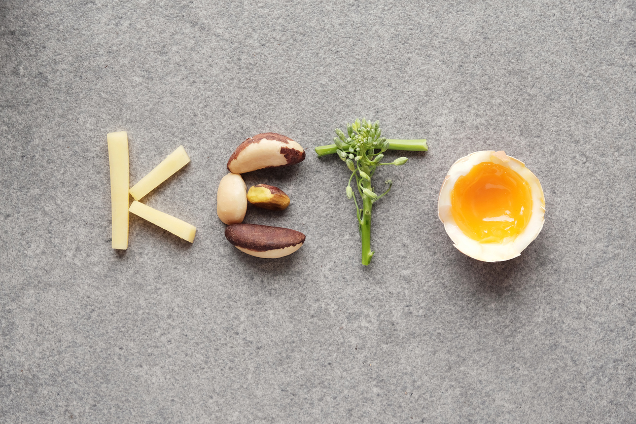 diferencia entre la dieta ceto y la dieta paleo