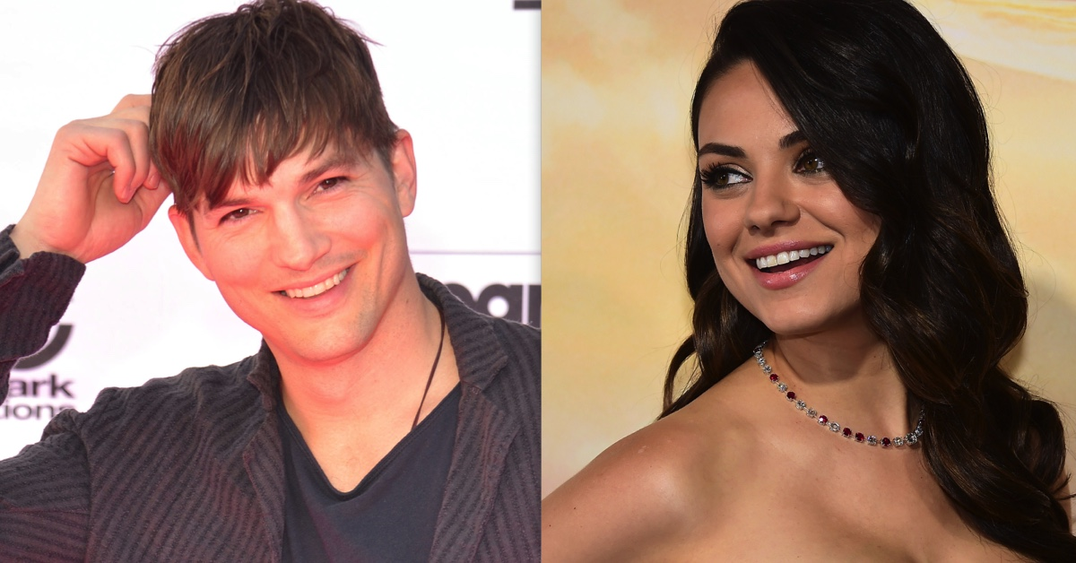 Enamorados y coquetos: Ashton Kutcher y Mila Kunis no iban a una alfombra roja juntos desde hace casi 20 años
