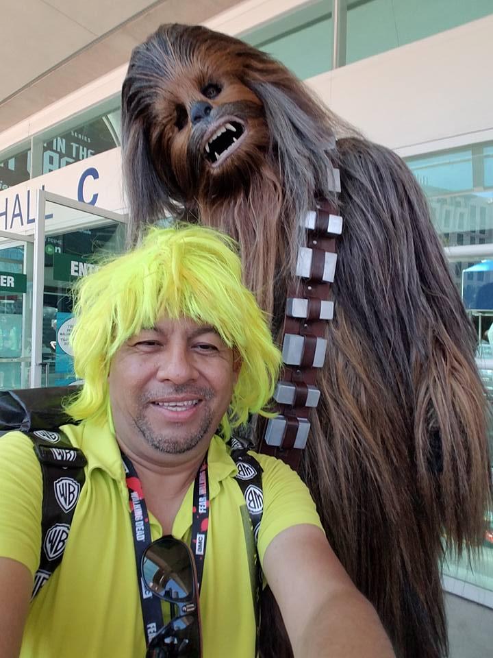 La Qué Buena invade el Comic-Con de San Diego 2016