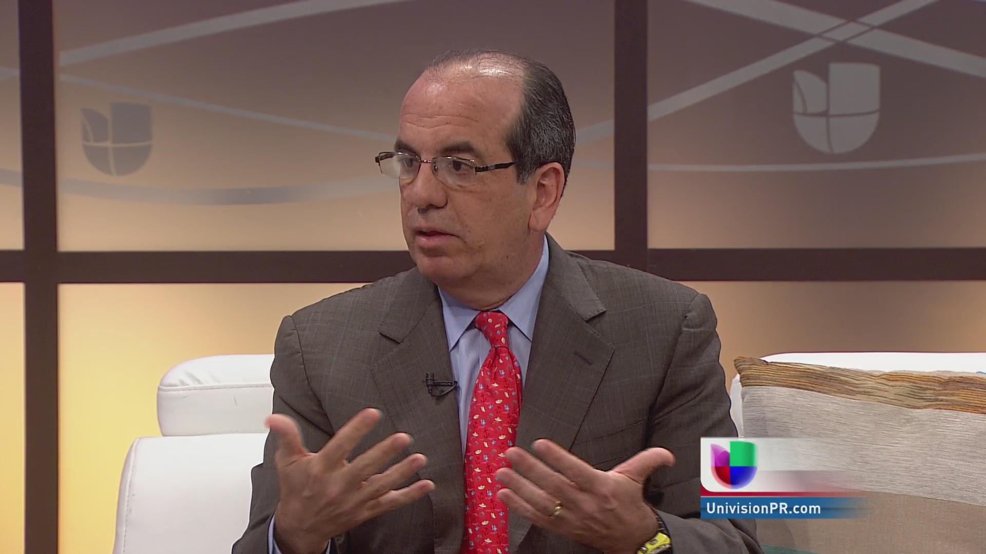 Aníbal Acevedo Vilá Recomienda Demandar A Los Estados Unidos Univision