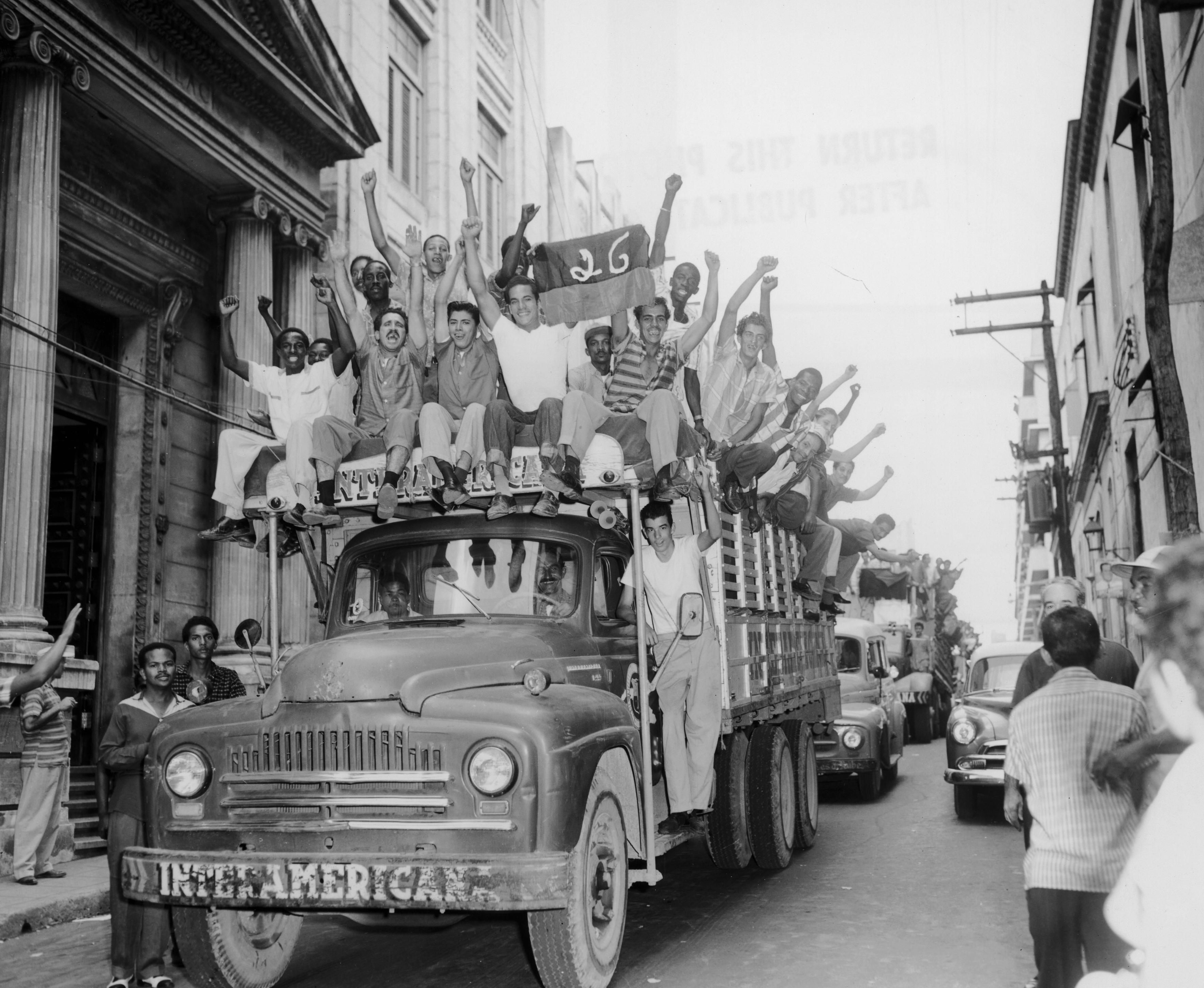 En fotos: Así celebraron la victoria de la revolución de Fidel Castro hace 60 años