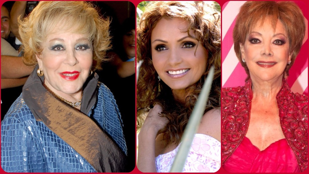 Ellas son las mamás más encantadoras dentro y fuera de las telenovelas