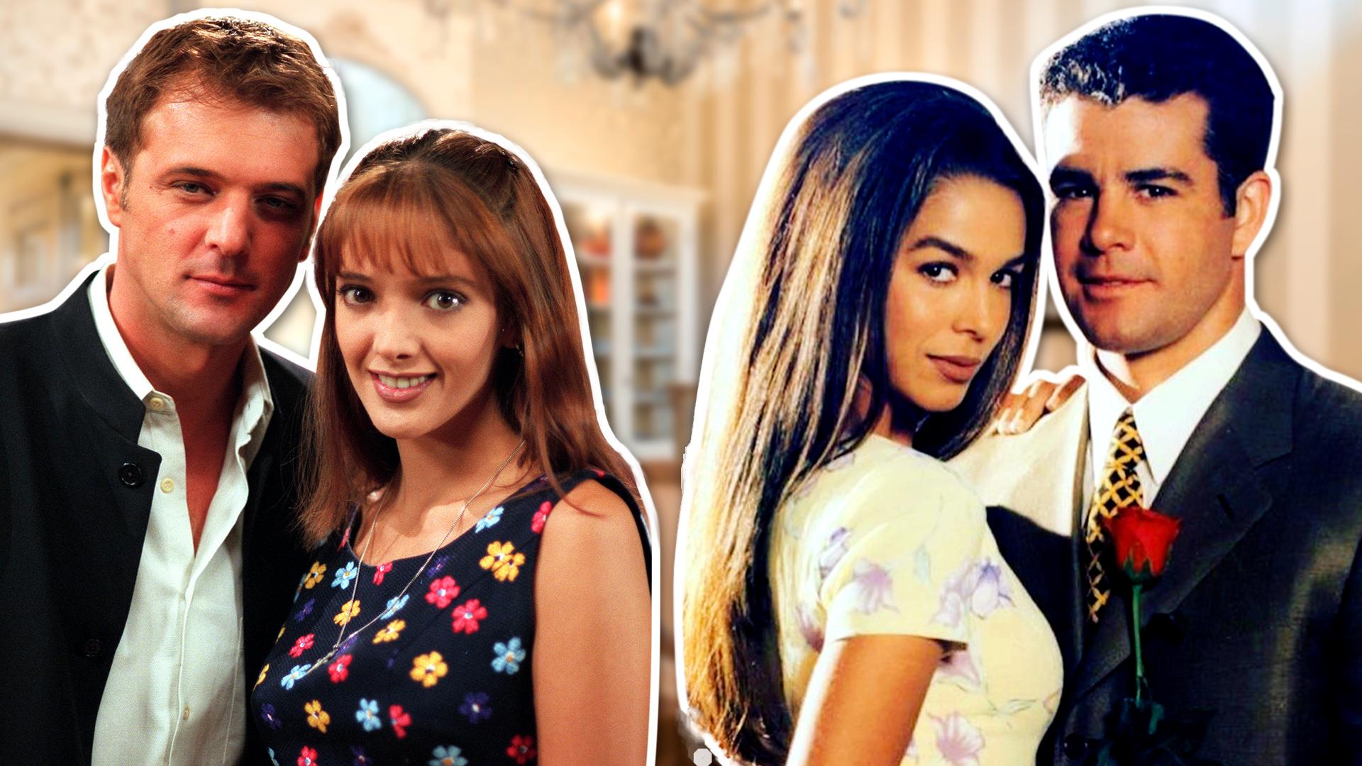 'La usurpadora', 'Vivo por Elena' y otras telenovelas que ya cumplieron 20 años