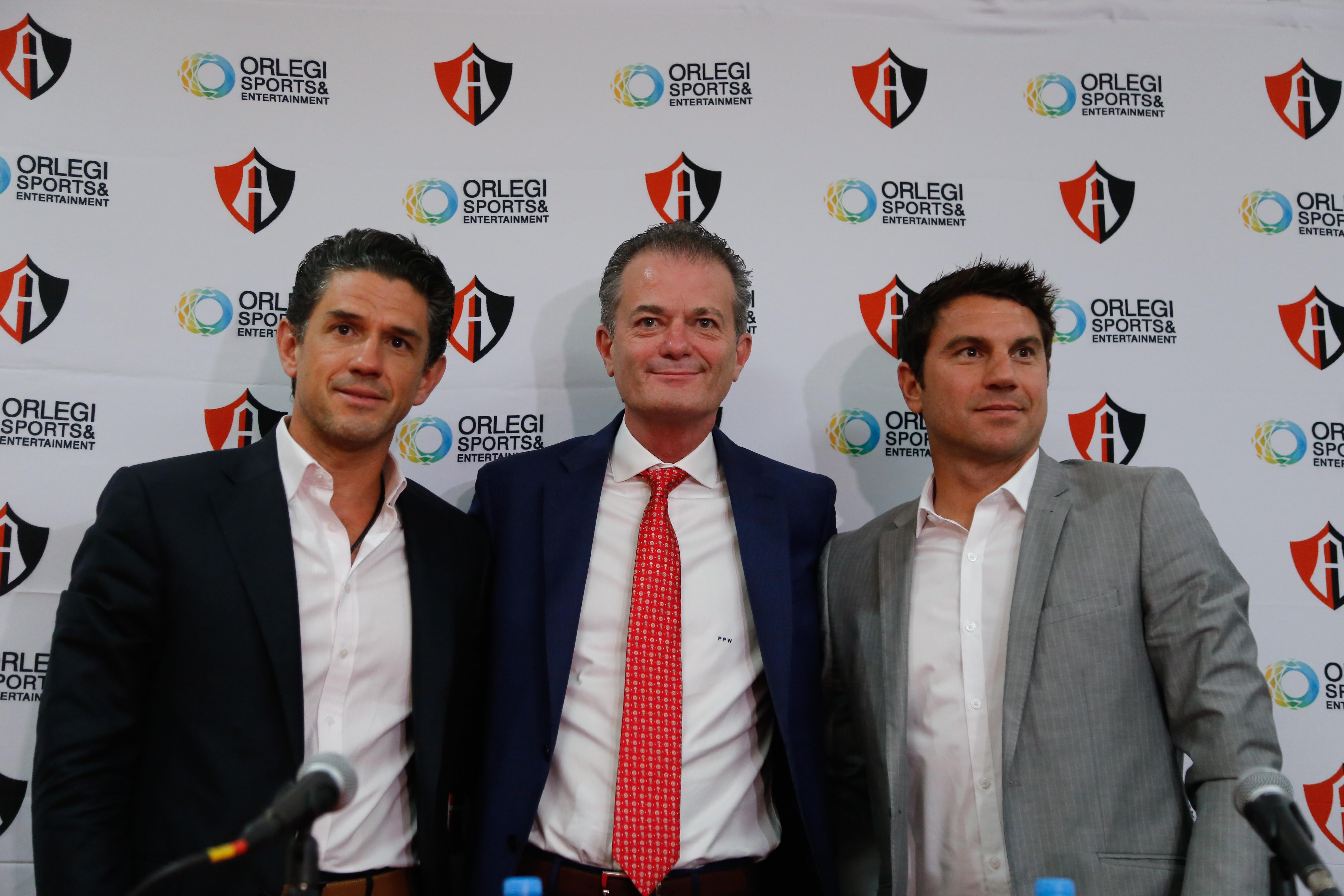 En fotos: las mentes maestras de Atlas de Guadalajara para conquistar la Liga MX