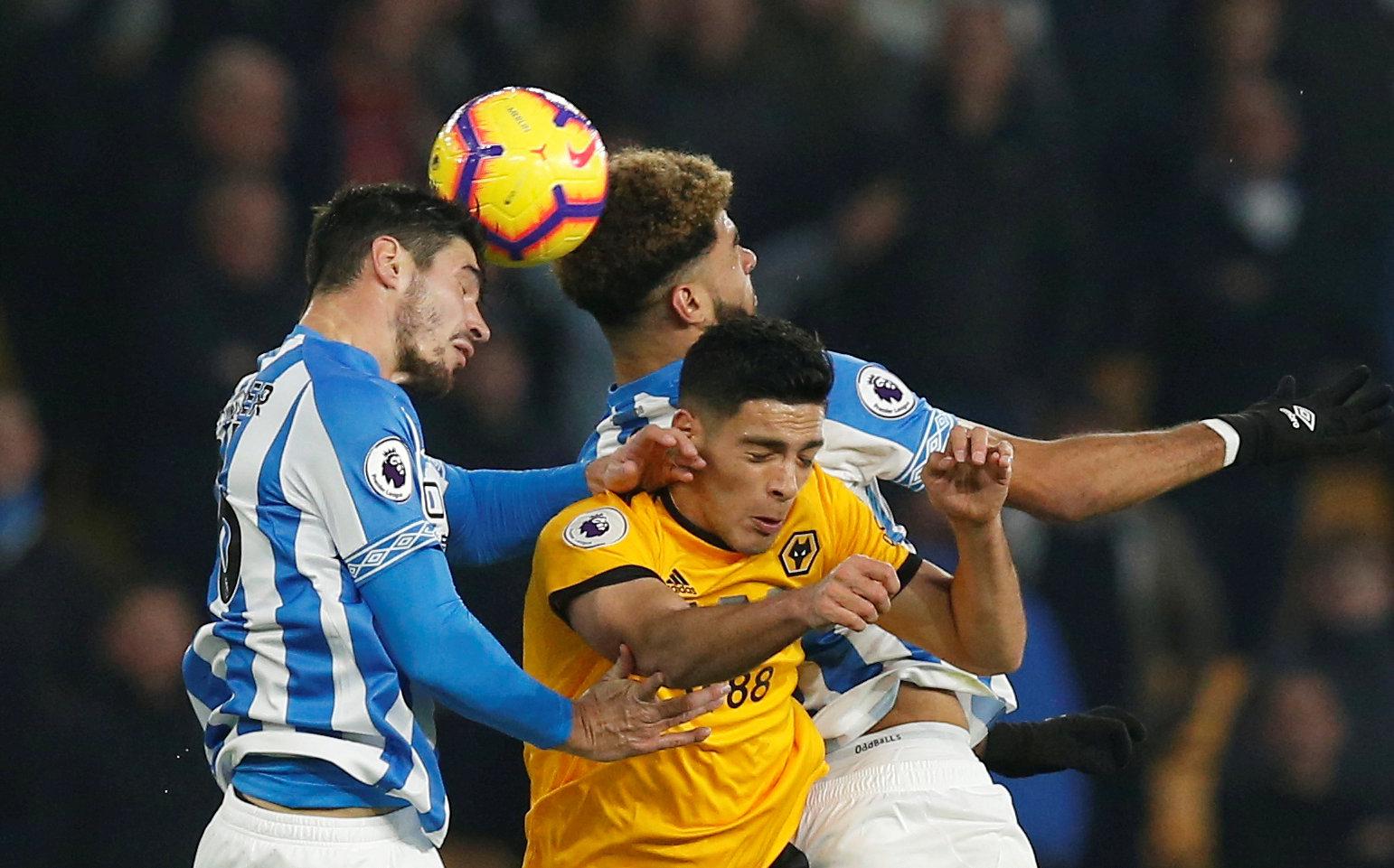 En fotos: Ni Jiménez evitó la sorpresiva caída en casa de Wolverhampton contra Huddersfield