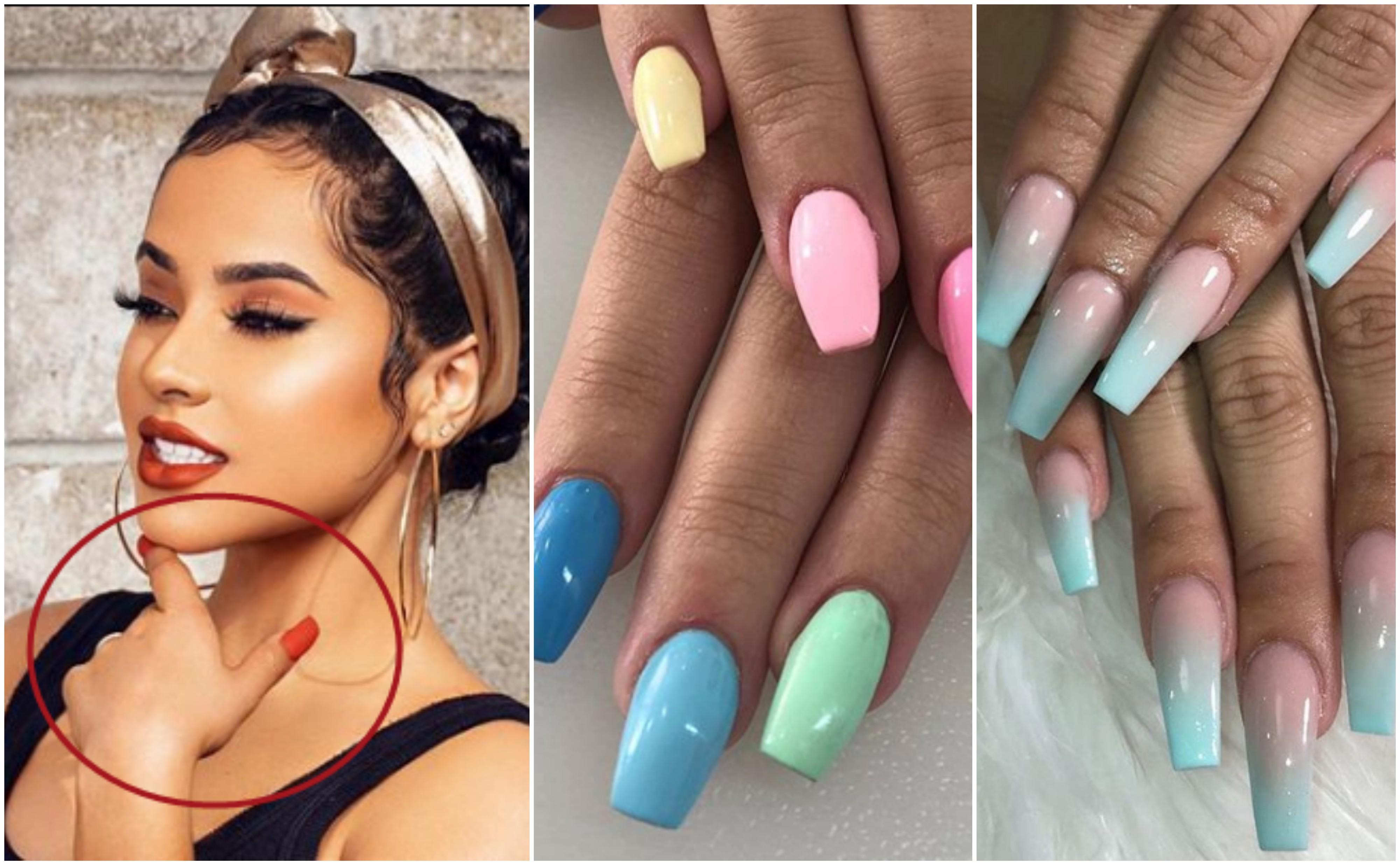 Estos son los colores que vas a querer en tus uñas