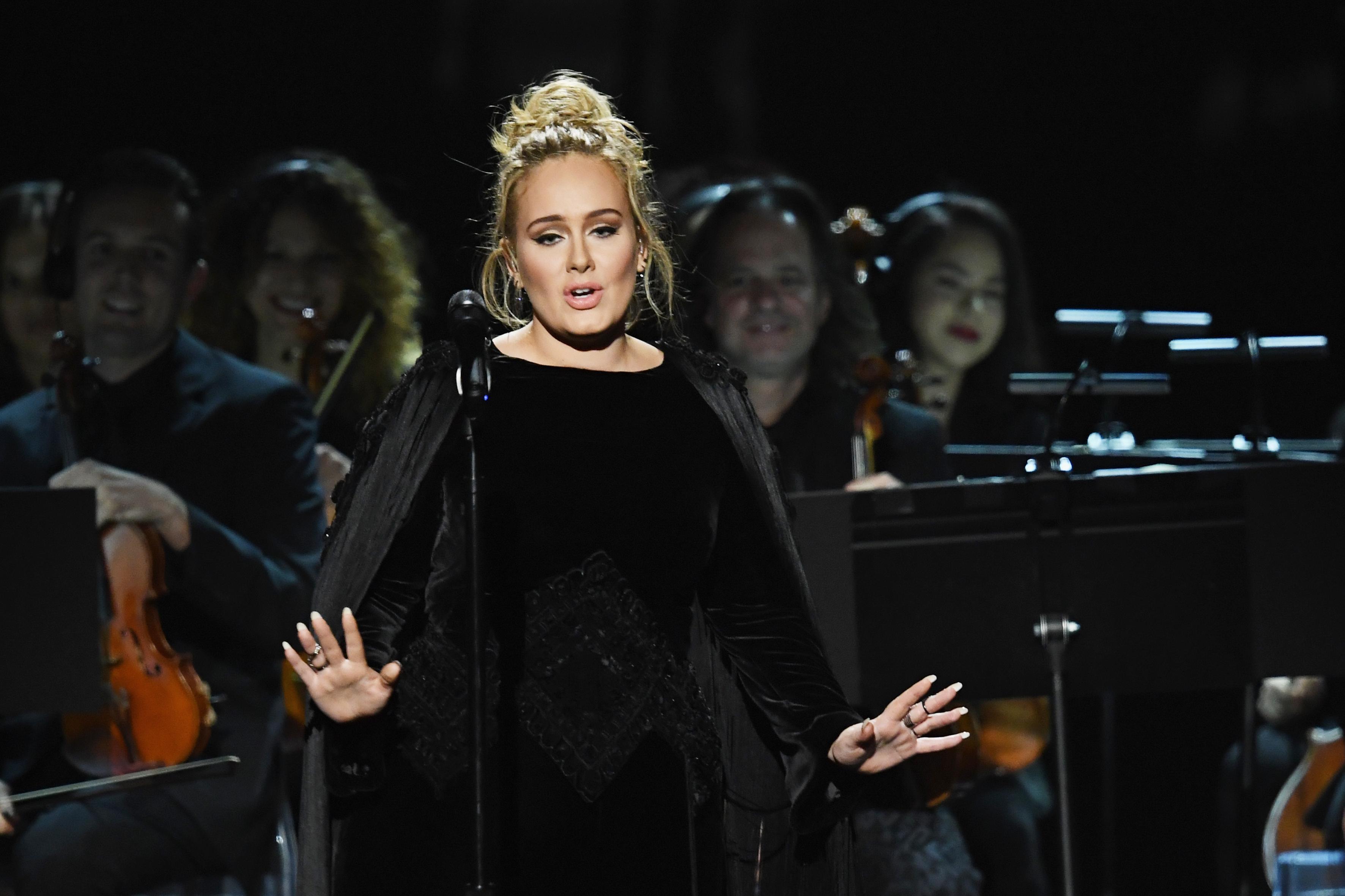 Adele es muy humana y por eso es una ídola