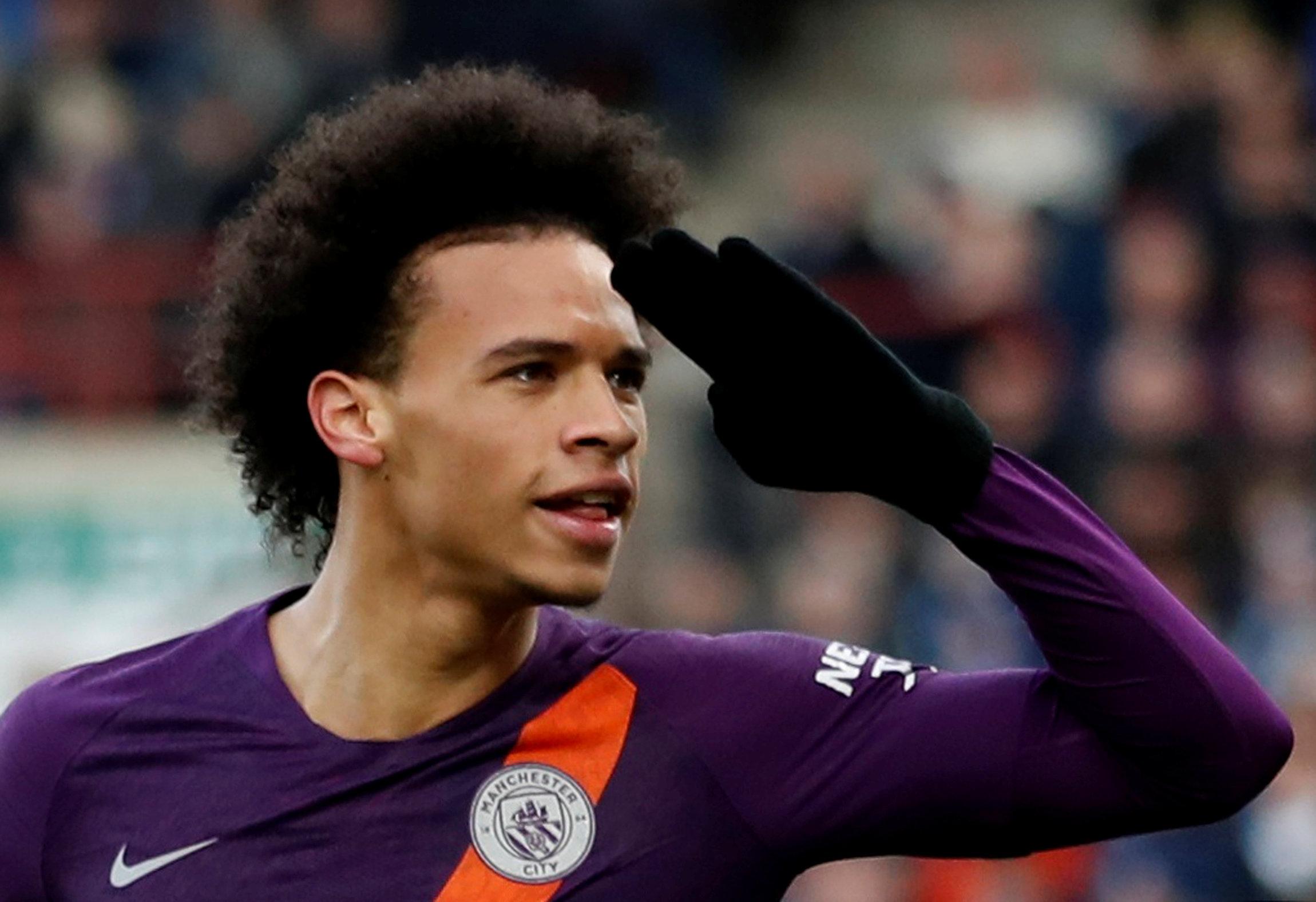 En fotos: Manchester City cumple contra Huddersfield y persigue el liderato en la Premier