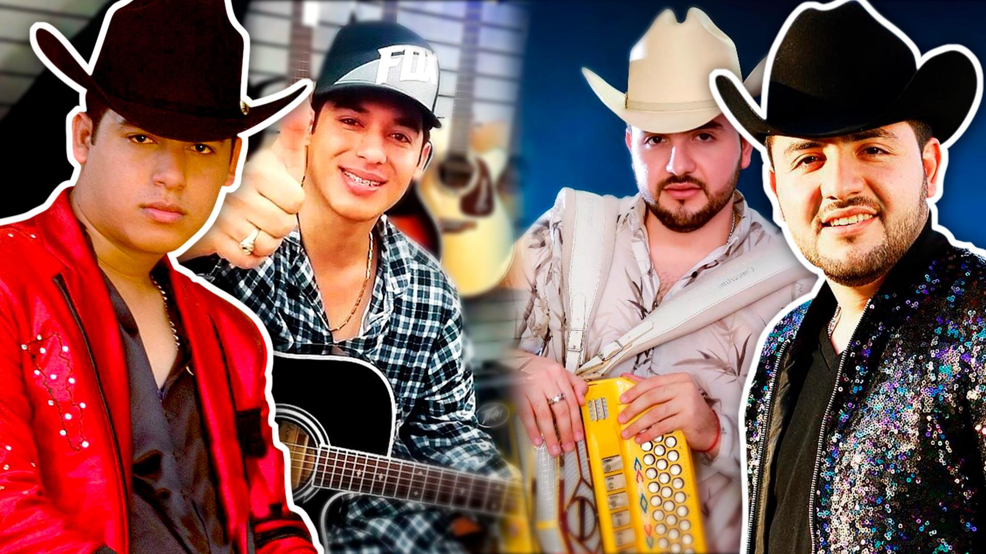 Estas son las coincidencias entre Jorge Valenzuela y Ariel Camacho, dos jóvenes que pintaban para ser ídolos del regional mexicano
