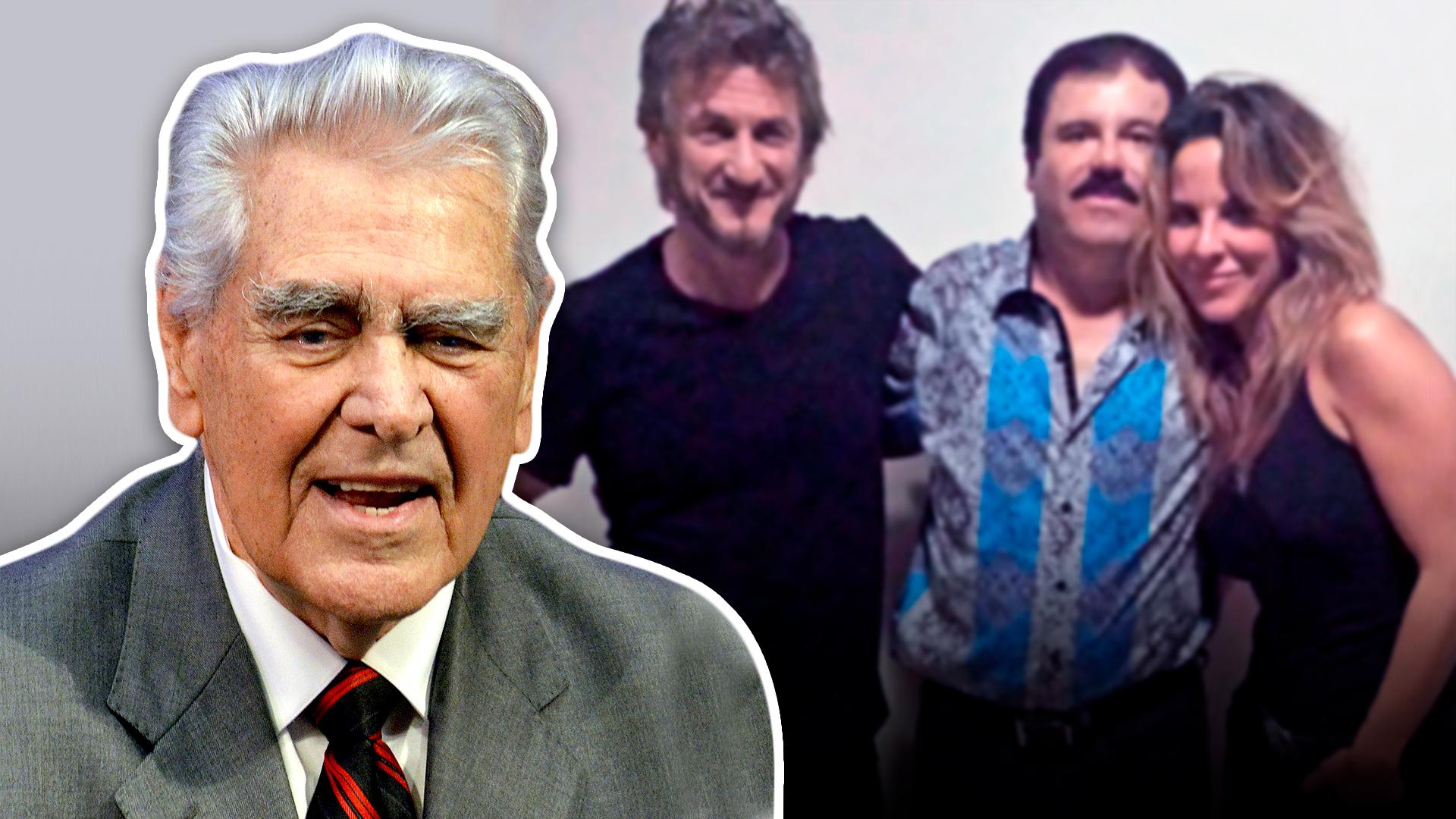 Eric del Castillo está agradecido con 'El Chapo' Guzmán y revela por qué