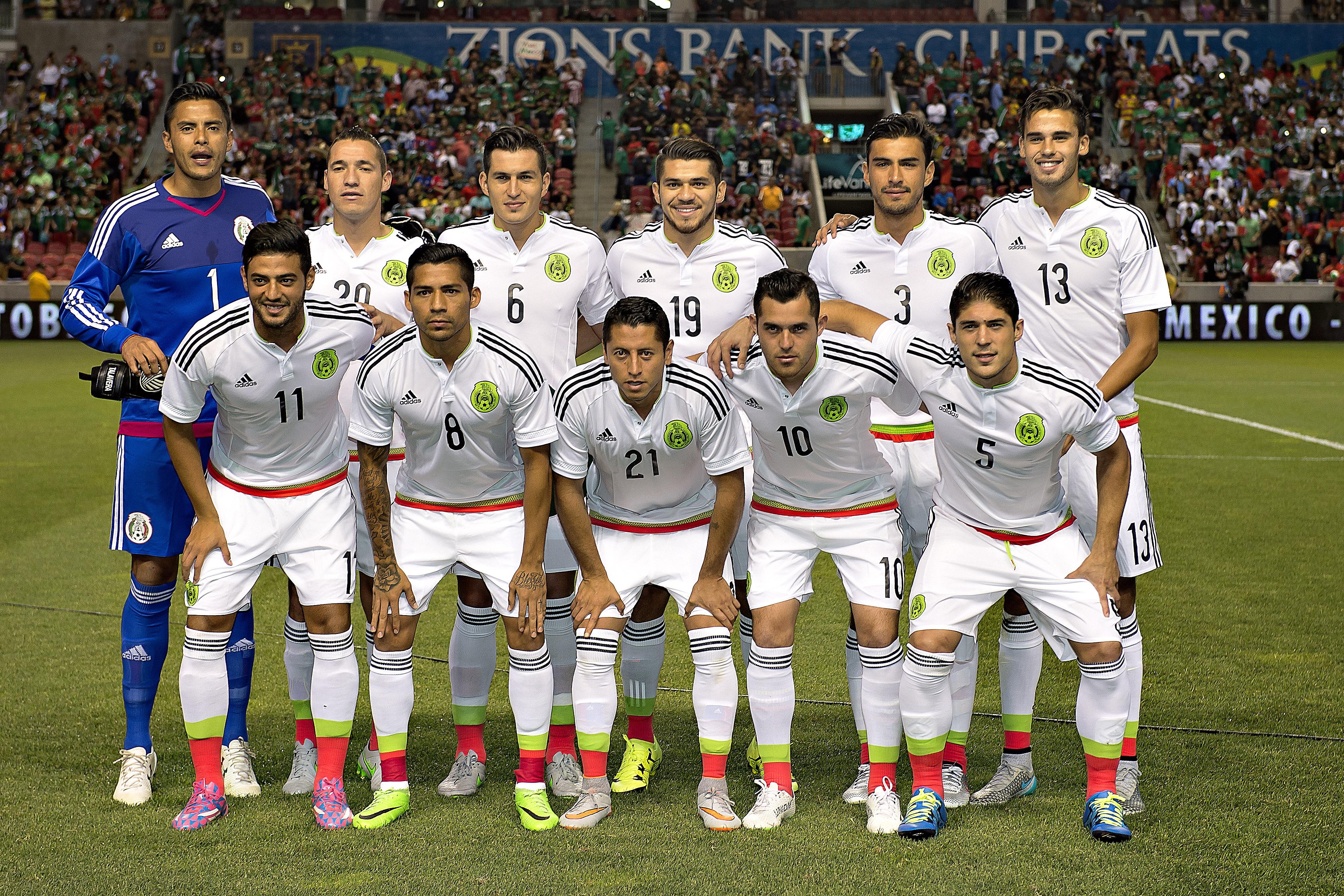 El Tri del Tuca tiene varias asignaciones contra Argentina
