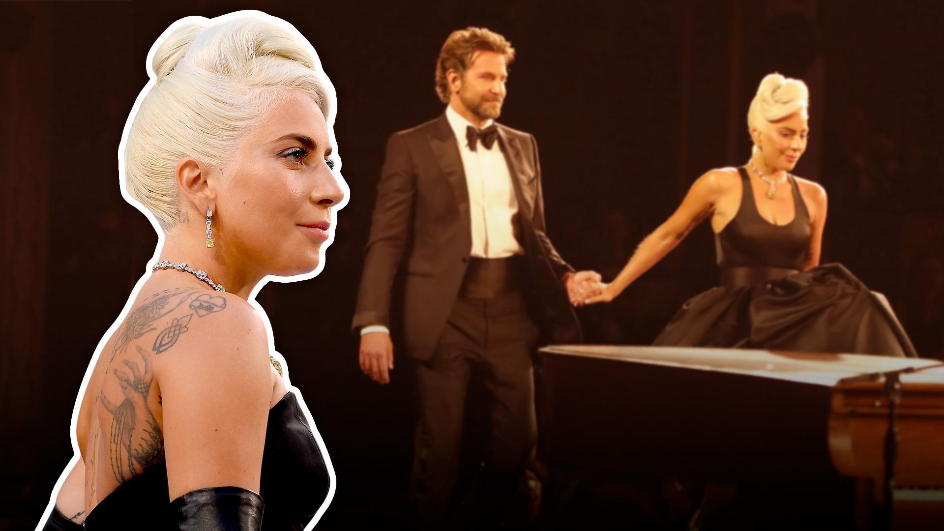 """""""Eso es lo que queríamos que vieran"""": Lady Gaga explica su 'affaire' con Bradley Cooper"""