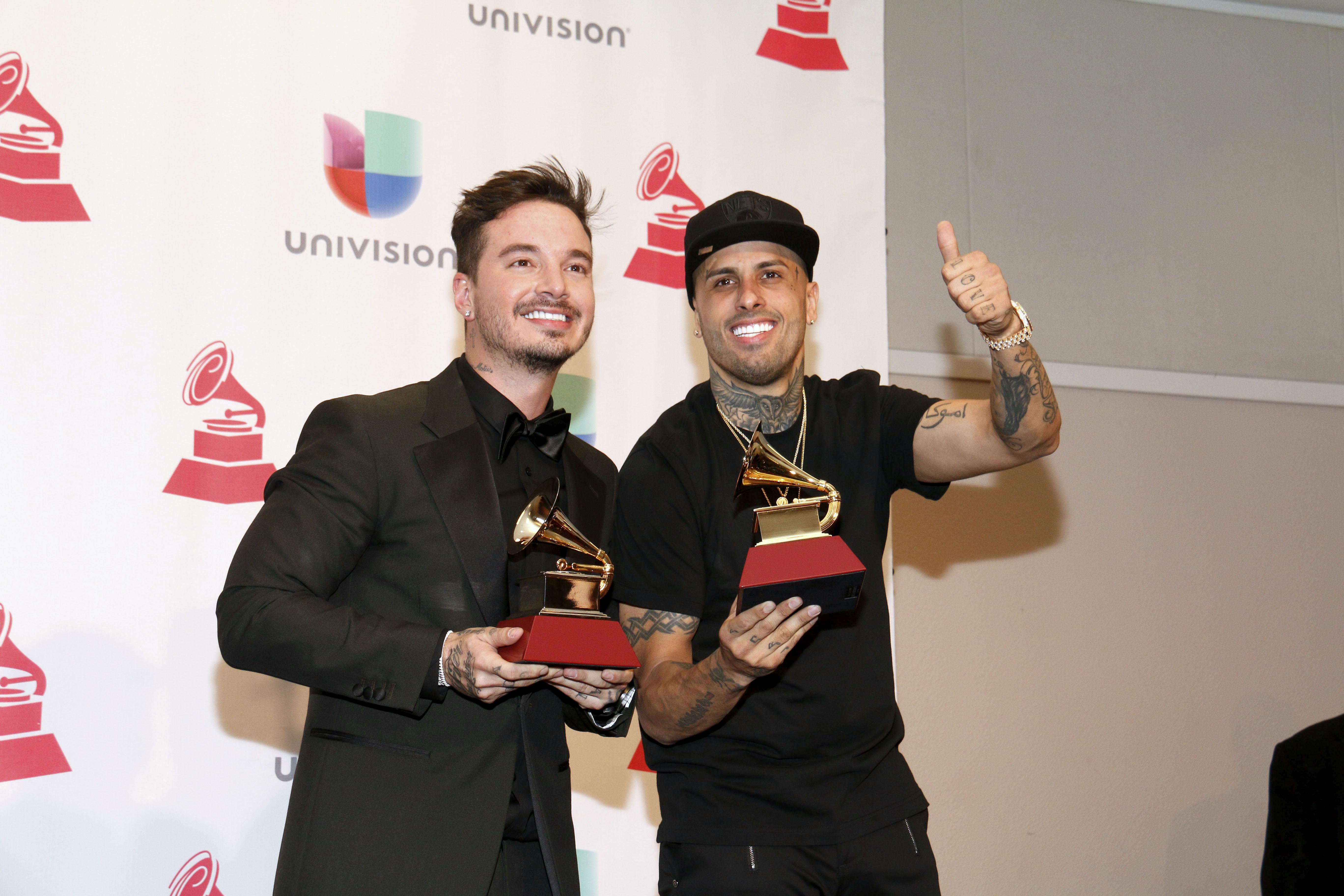 ¡Conoce a algunos de los ganadores del Latin Grammy 2015!