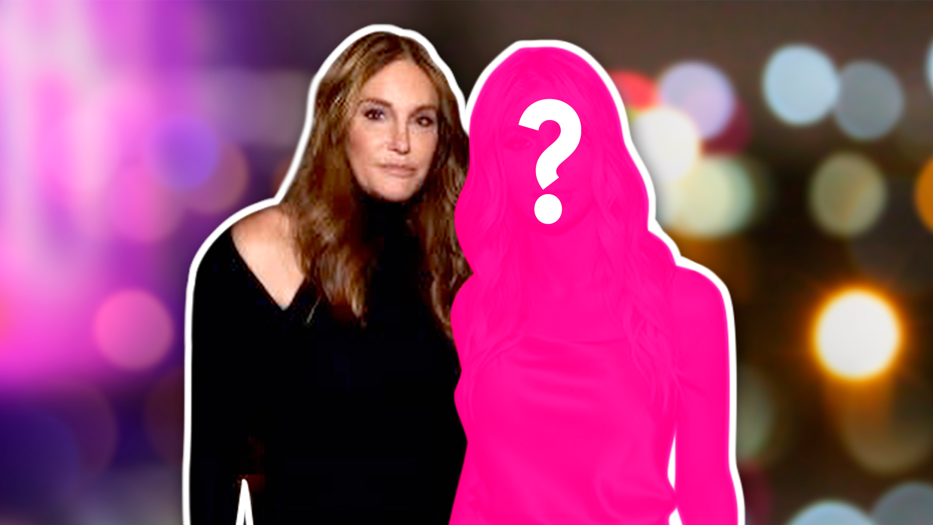 Esta es la misteriosa acompañante de Caitlyn Jenner... ¿serán pareja?