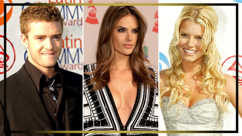De Justin Timberlake hasta Demi Lovato: no creerás las súper estrellas que han pisado la alfombra de Latin GRAMMY