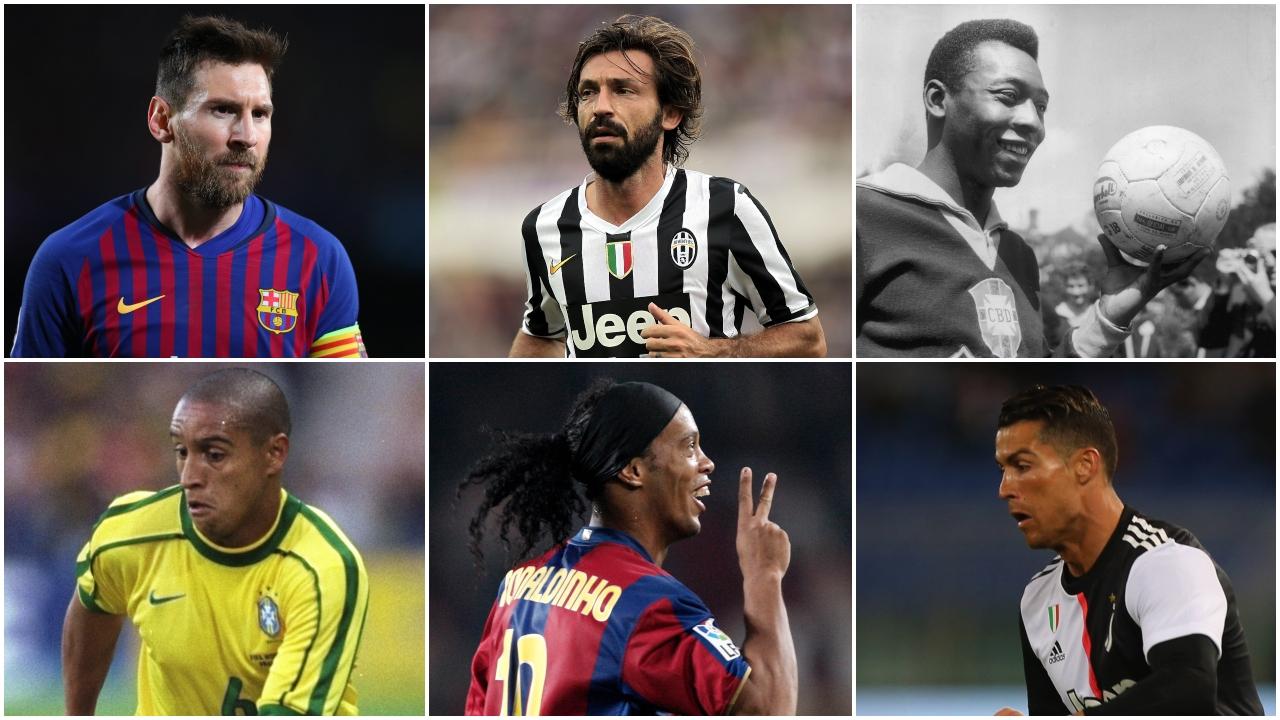 Día del Maestro: en la escuela del fútbol, estas estrellas son quienes dominan las asignaturas