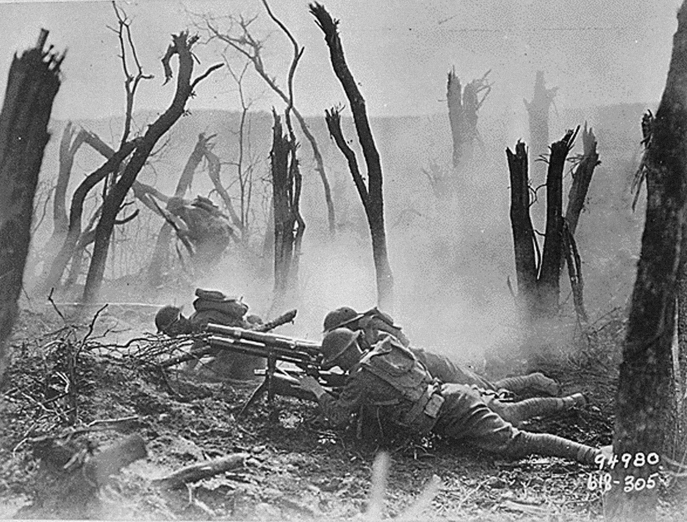 A 100 años del fin de la Primera Guerra Mundial: así fue la participación de EEUU en el primer gran conflicto bélico global