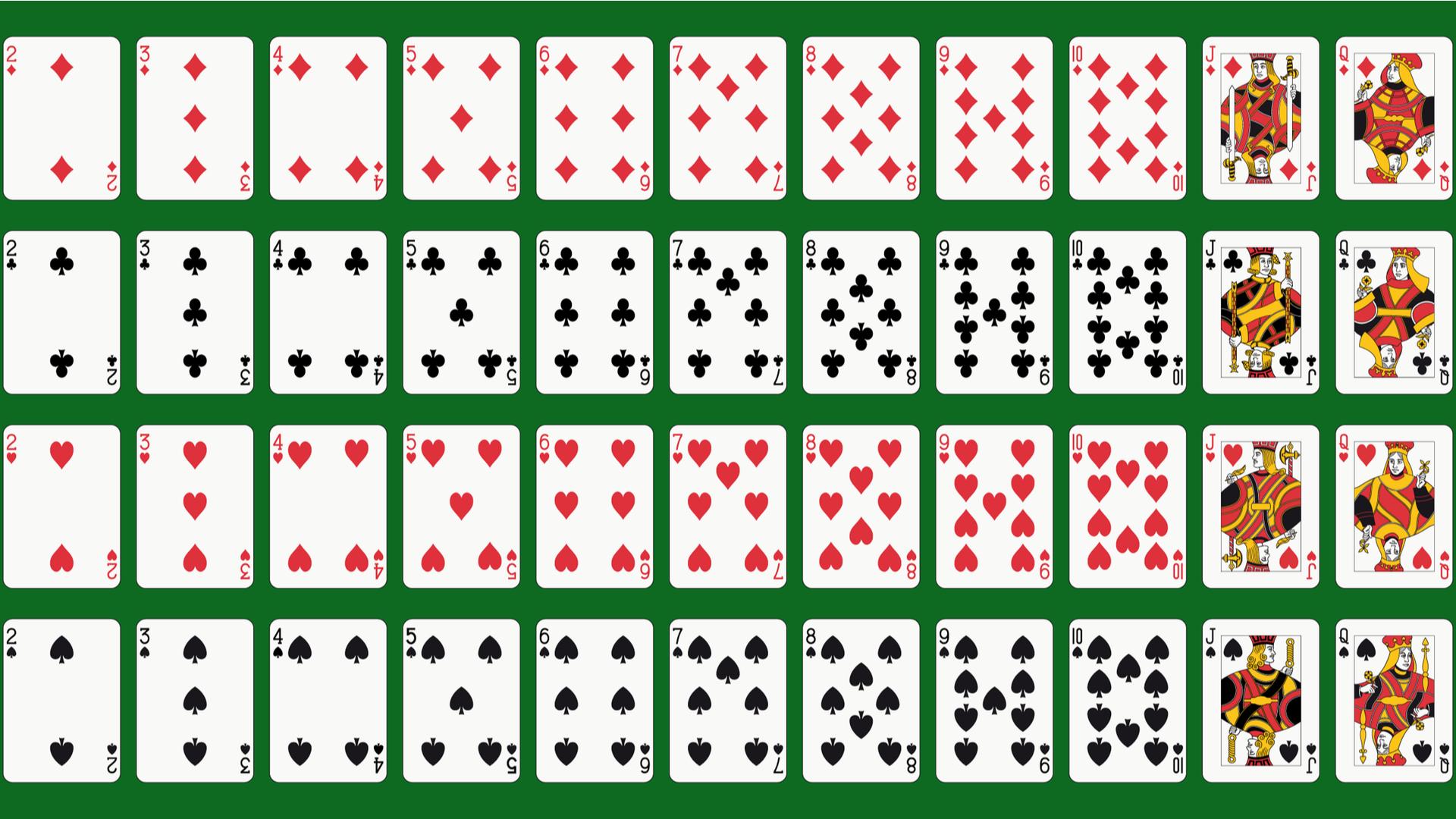 Aprende A Leer Las Cartas Del Póker Horóscopos Univision