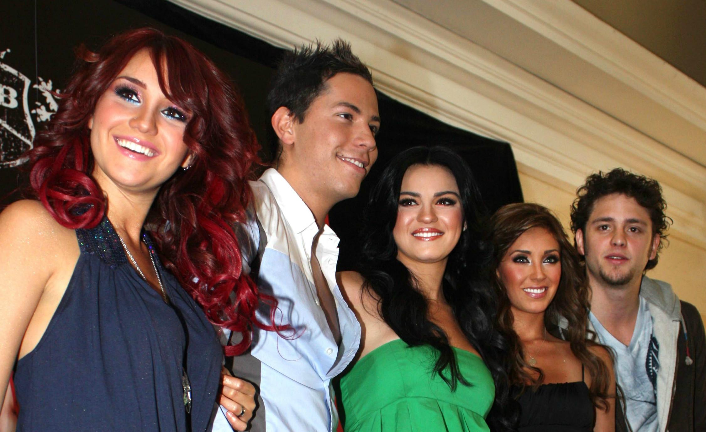 Dulce María sí participaría en un reencuentro de RBD, pero con una condición