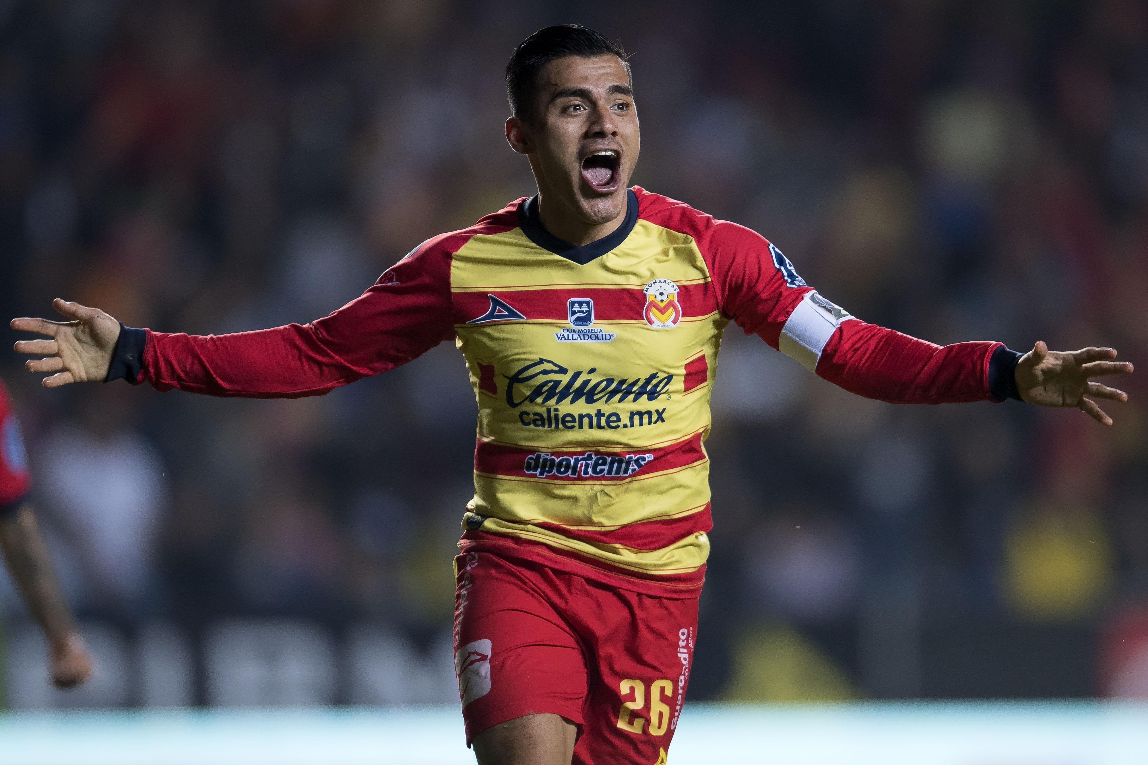 Aldo Rocha sueña con ganar el Clausura 2020 con Monarcas y ser ...