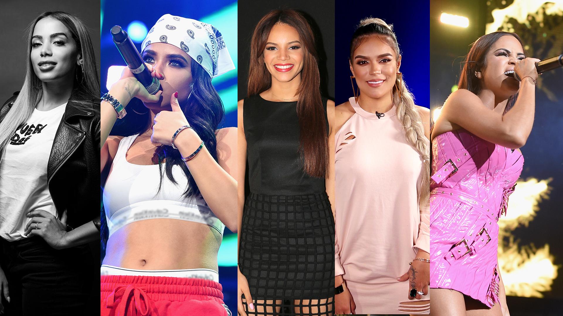 Resultado de imagen para reggaeton  mujeres