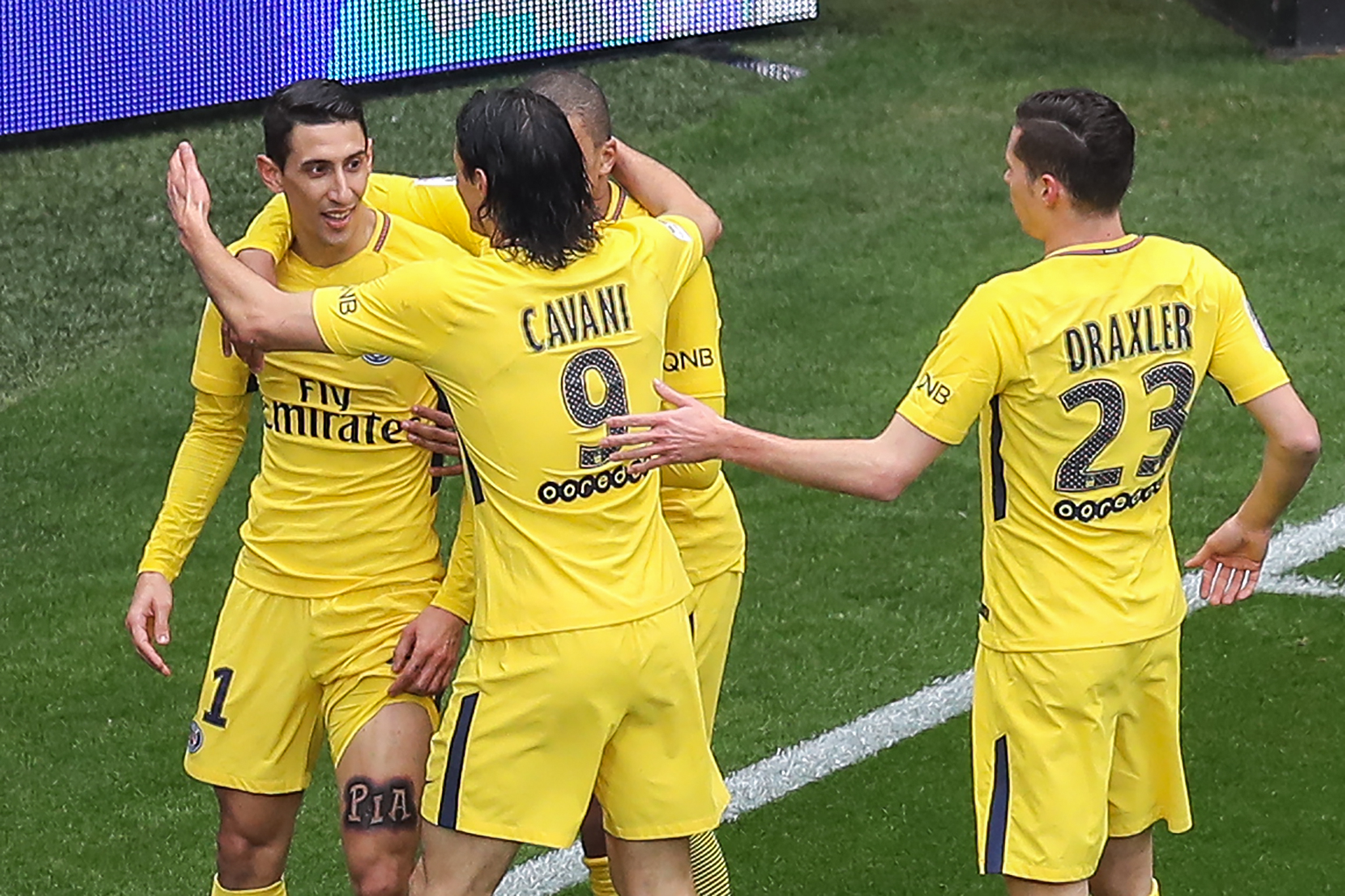 PSG sufrió, pero se llevó tres puntos en su visita al Niza por la Ligue 1