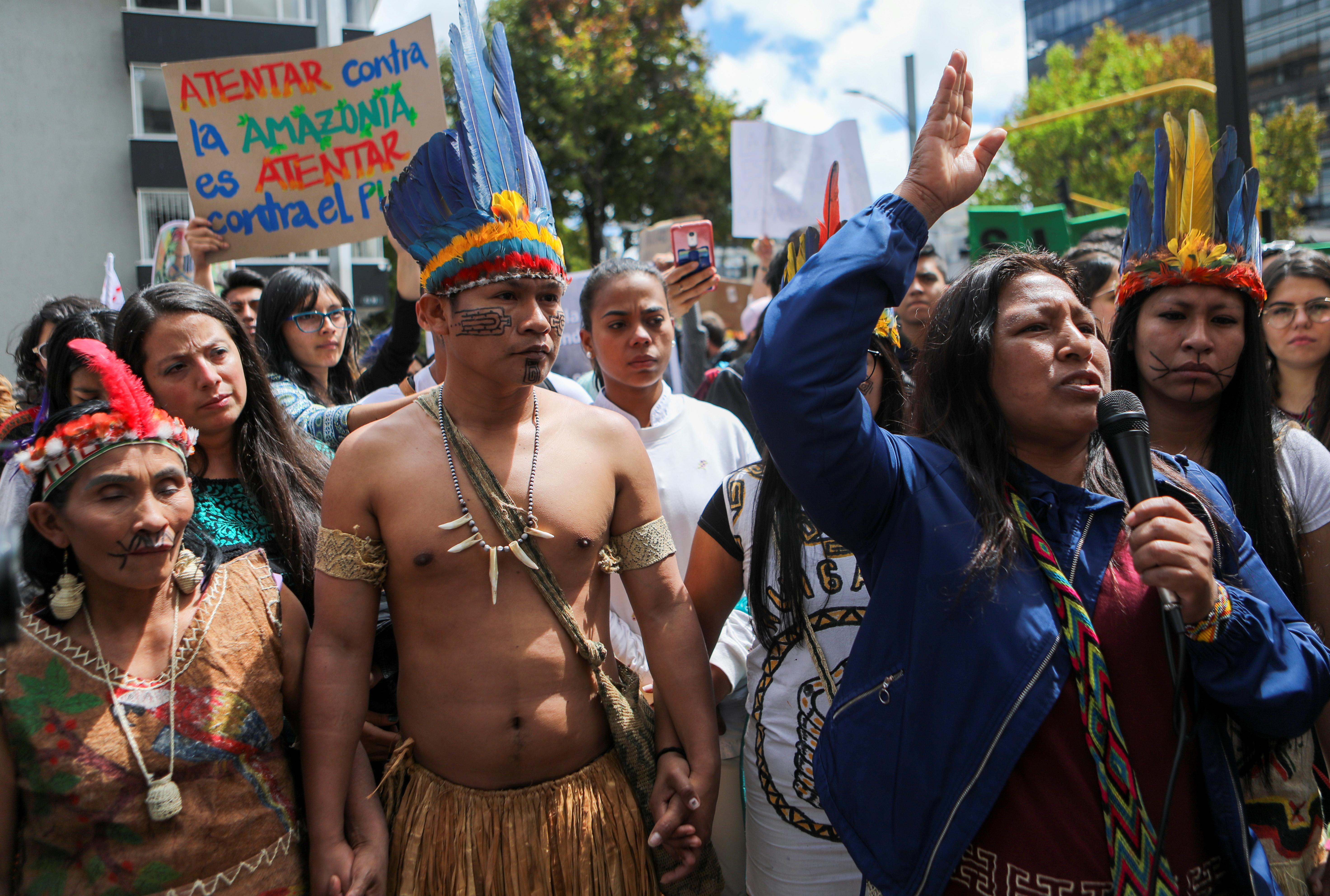 📸 Destrucción en el Amazonas: las dramáticas imágenes tras