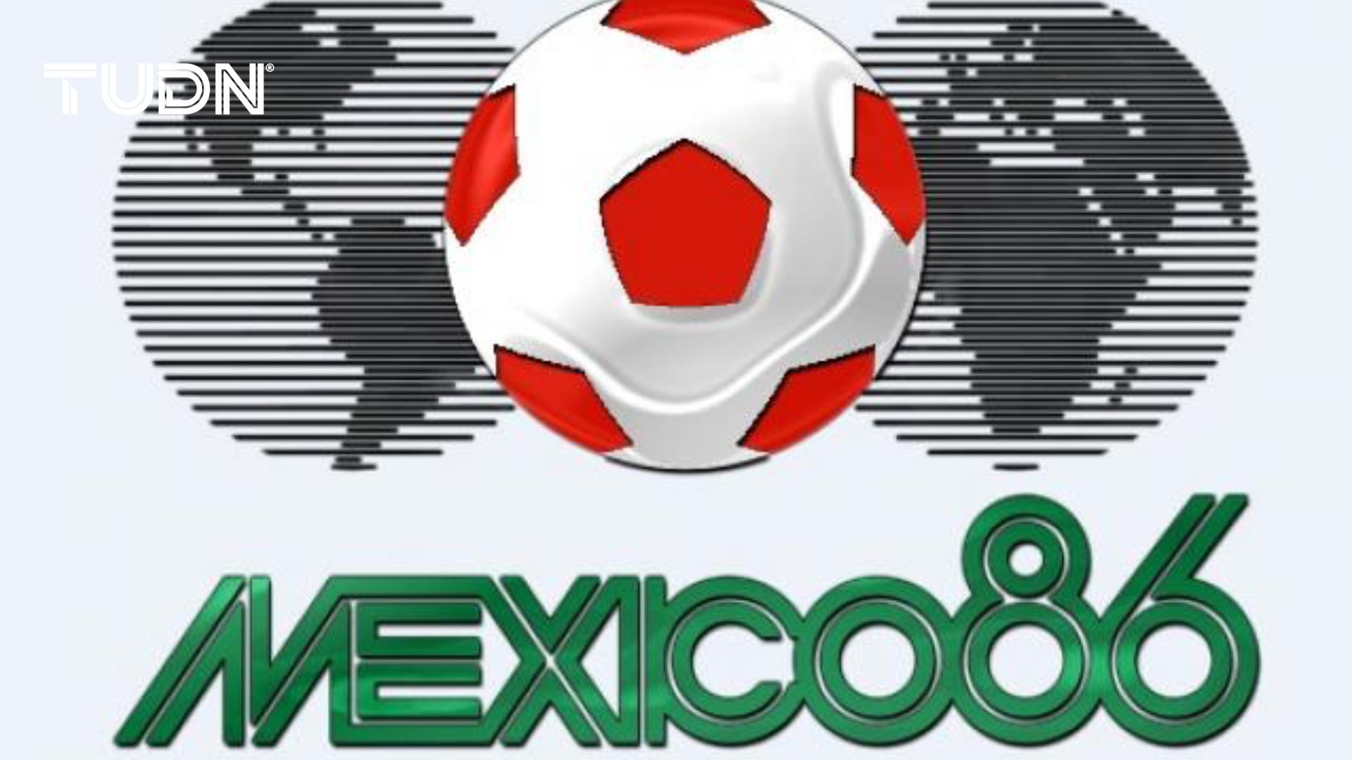 Logo de Mundial México 86 gana votación al más bonito en toda la historia  de los Mundiales. | Deportes Fútbol | TUDN Univision