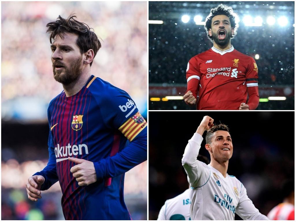El once ideal del inicio del 2018 en el fútbol de Europa, según el CIES