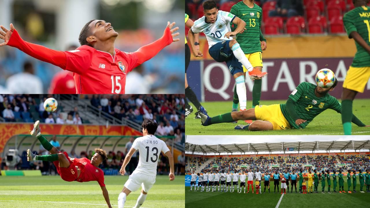 En fotos: Panamá suma un valioso empate con Malí y Esequiel Barco brilla con Argentina