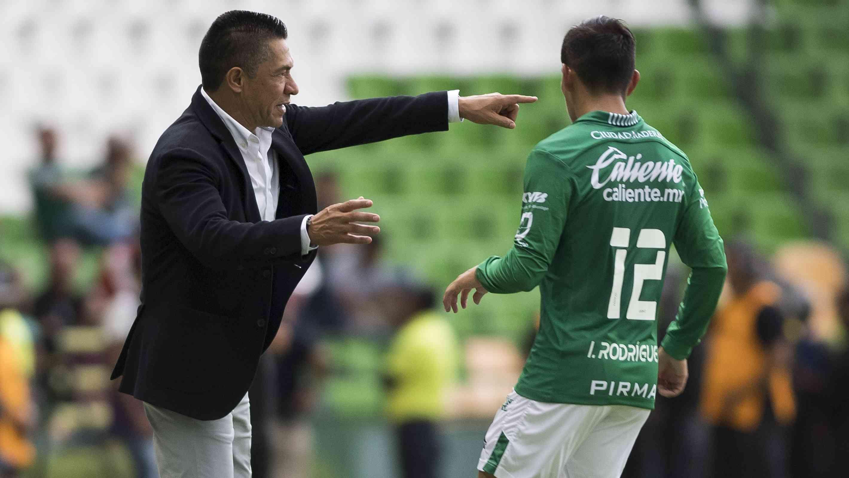 José Iván Rodríguez recibe el alta médica y será titular ante Tigres